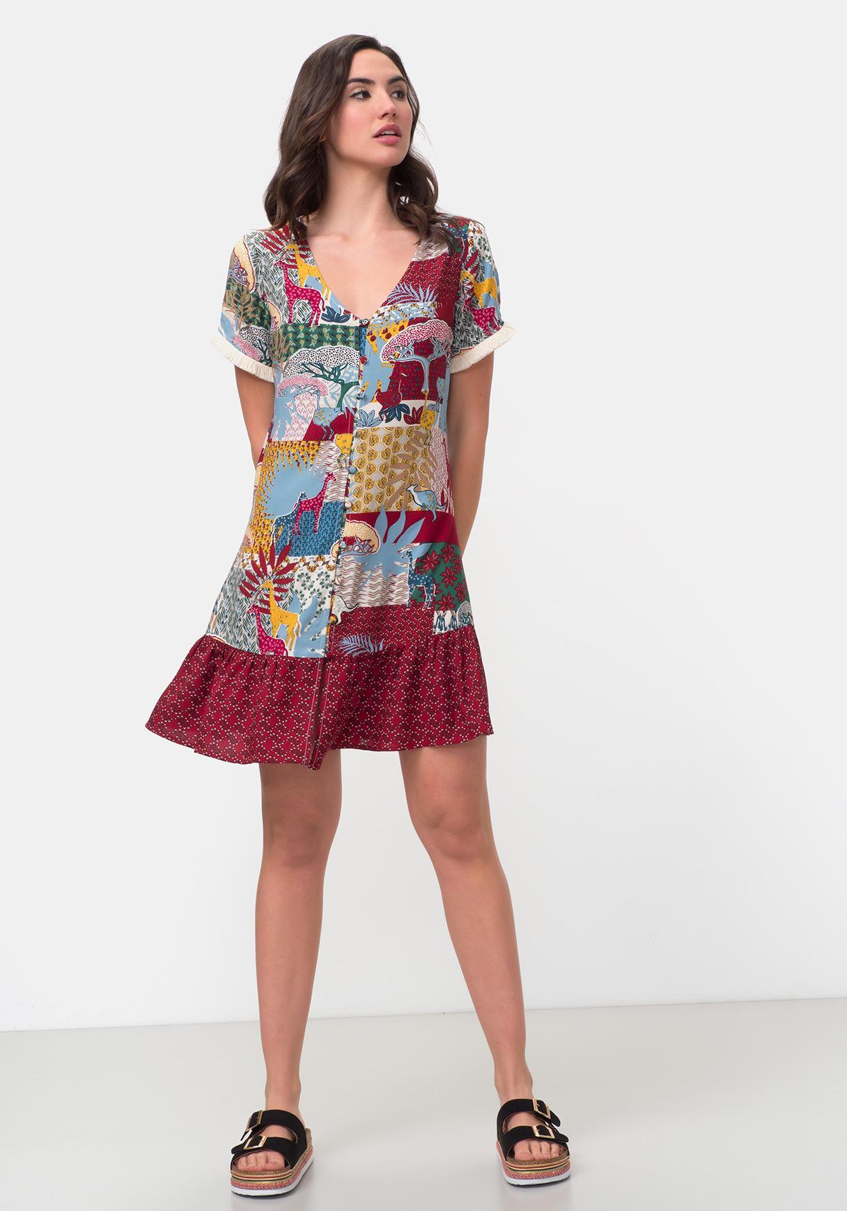 661608d5c Comprar Vestido corto TEX. ¡Aprovéchate de nuestros precios y ...