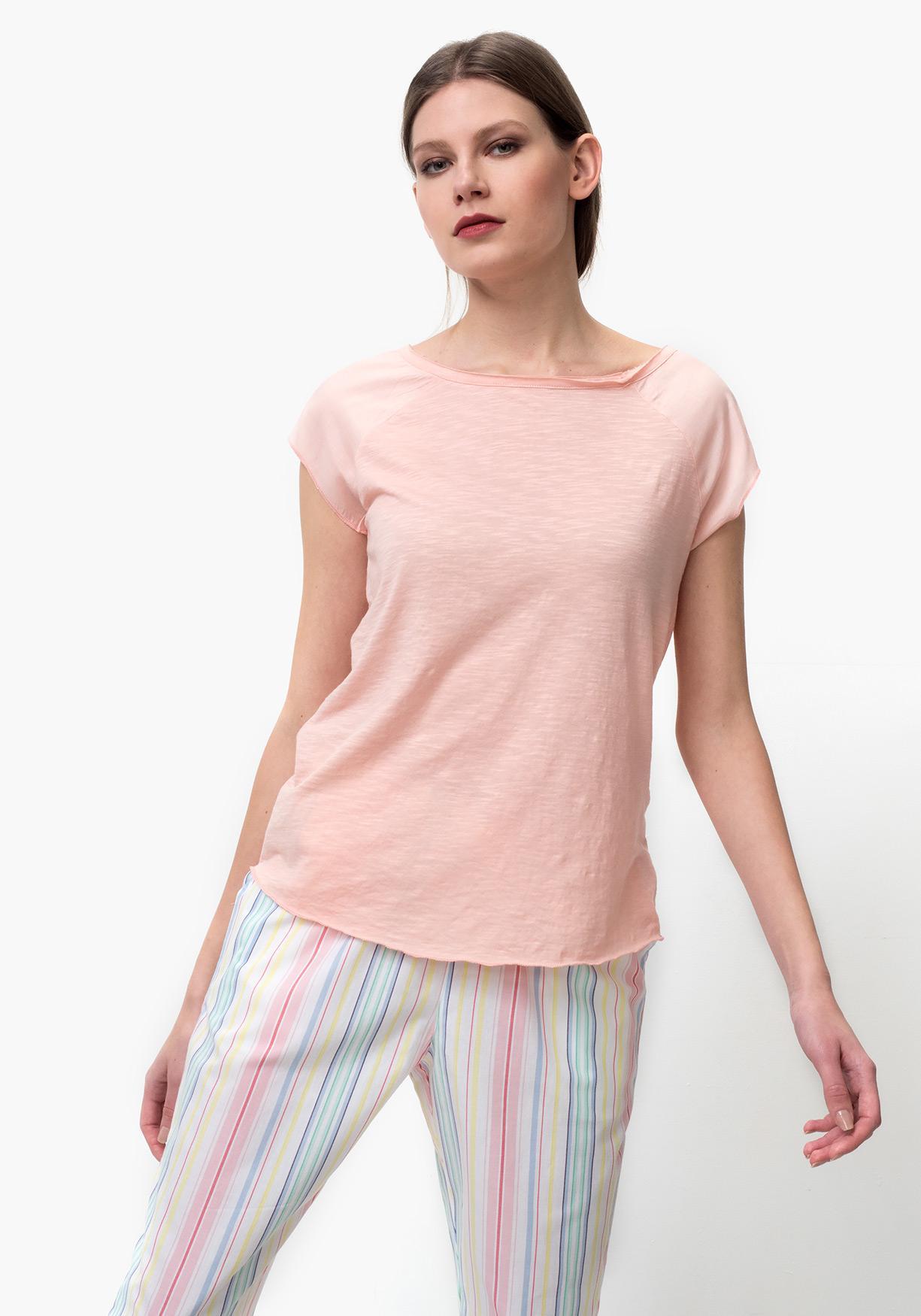 Comprar Camiseta lencería de mujer manga corta TEX. ¡Aprovéchate de ... 6166a0a1312c