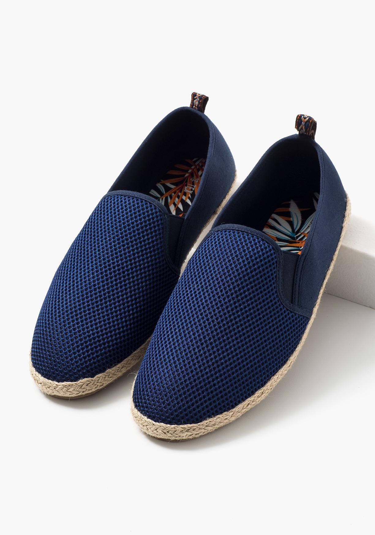 5be14a611 zapatillas de lona carrefour