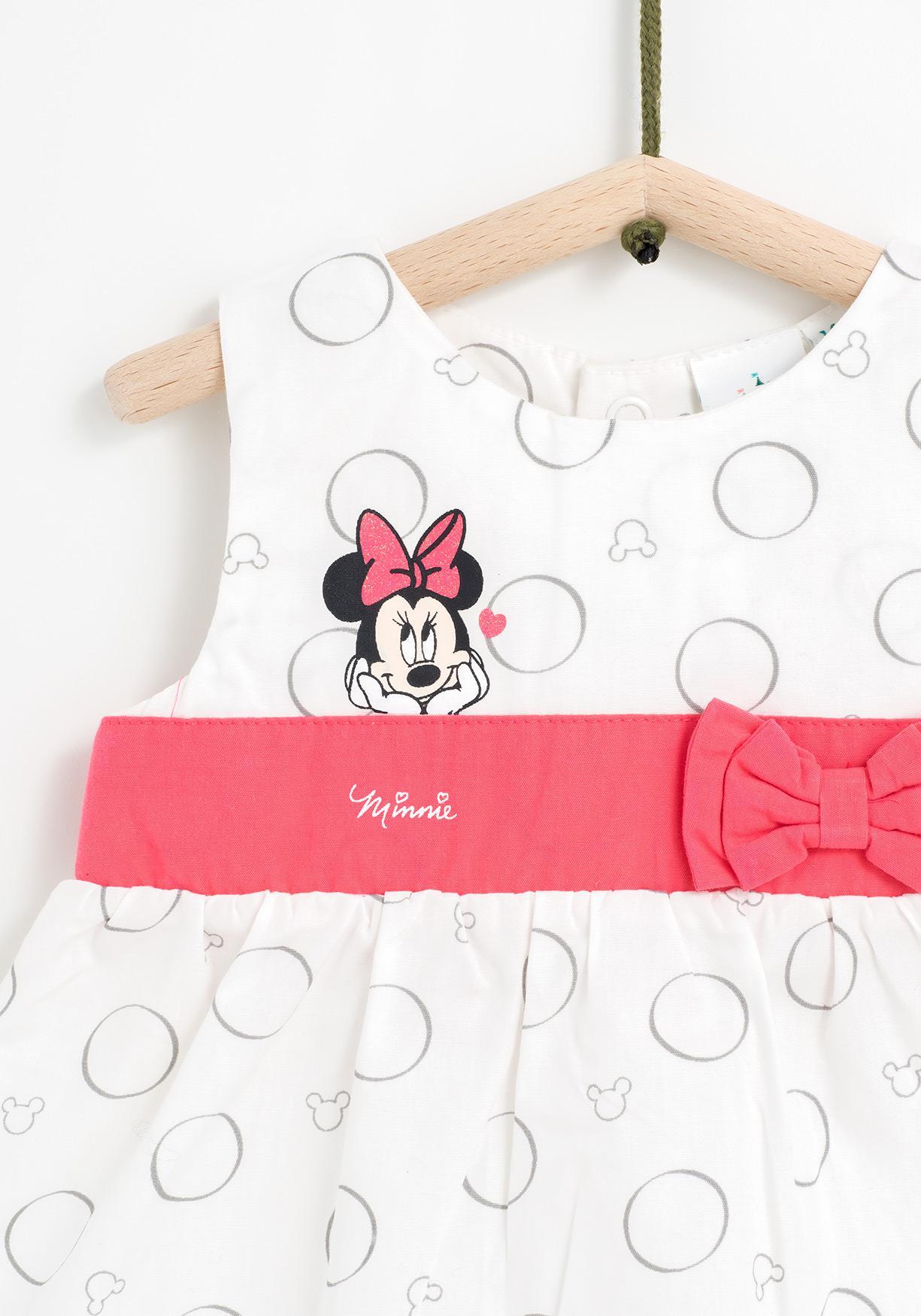 Comprar Vestido para recién nacido Minnie de DISNEY. ¡Aprovéchate de ... 80f5cfc707b