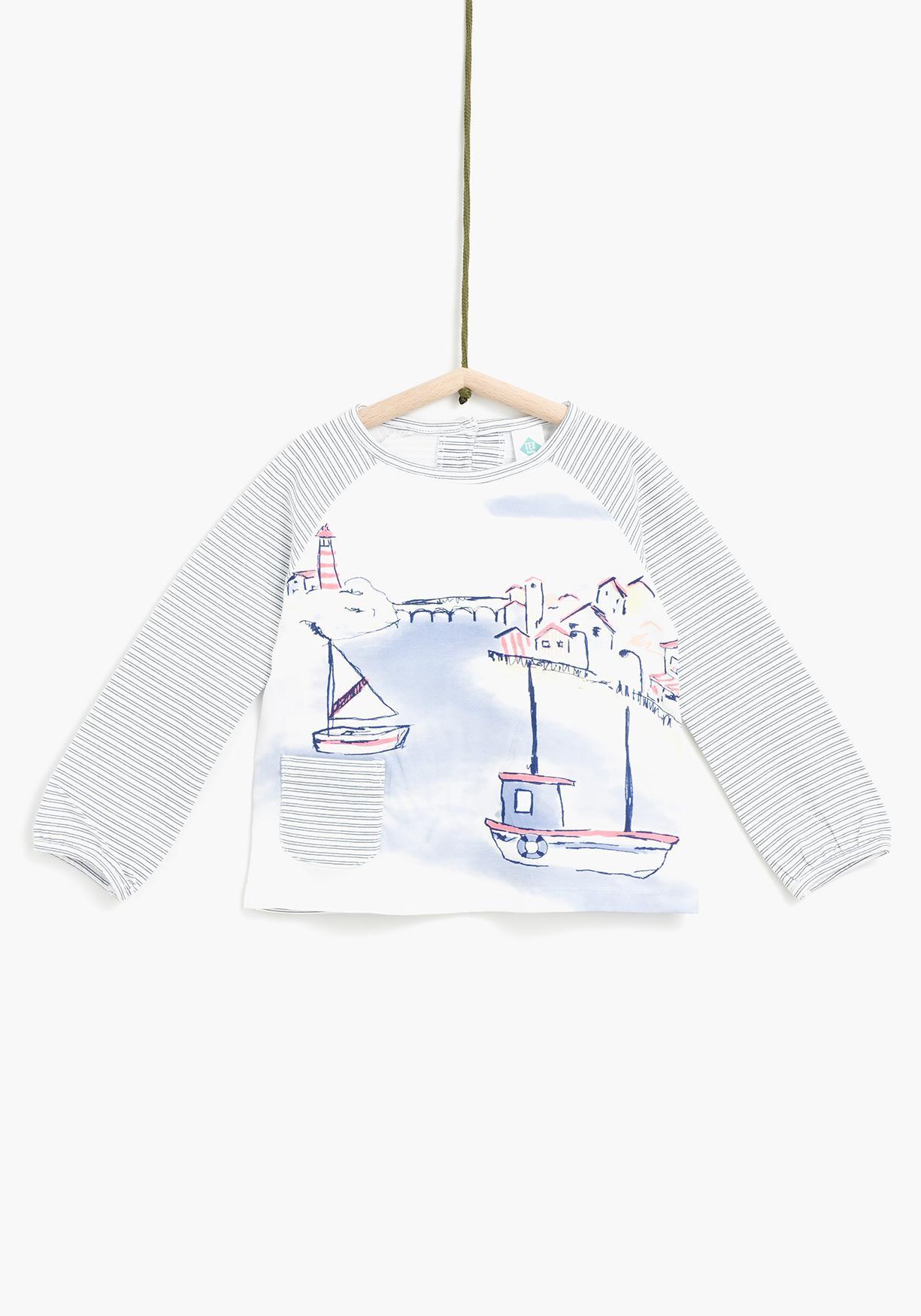 Comprar Camiseta estampada TEX. ¡Aprovéchate de nuestros precios y ... 990ffc6fd7b