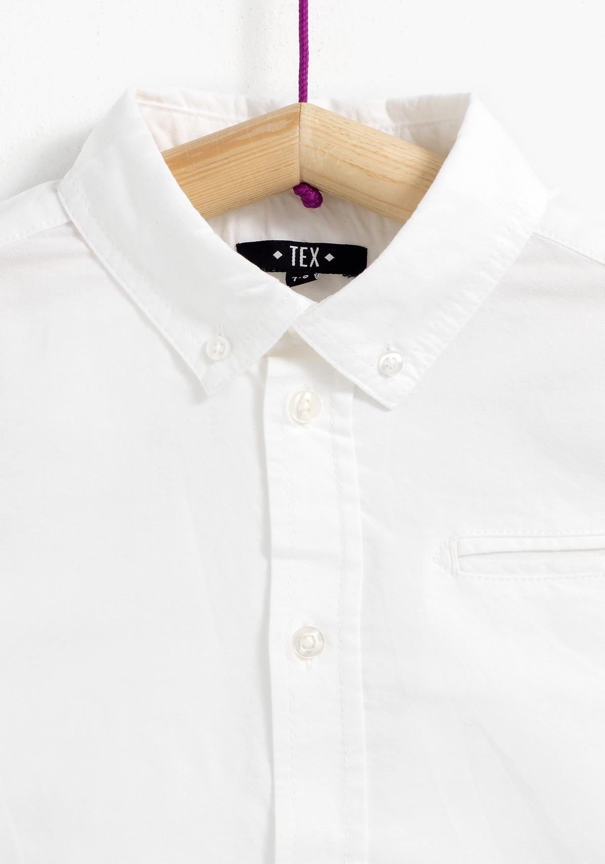 Camisa oxford TEX