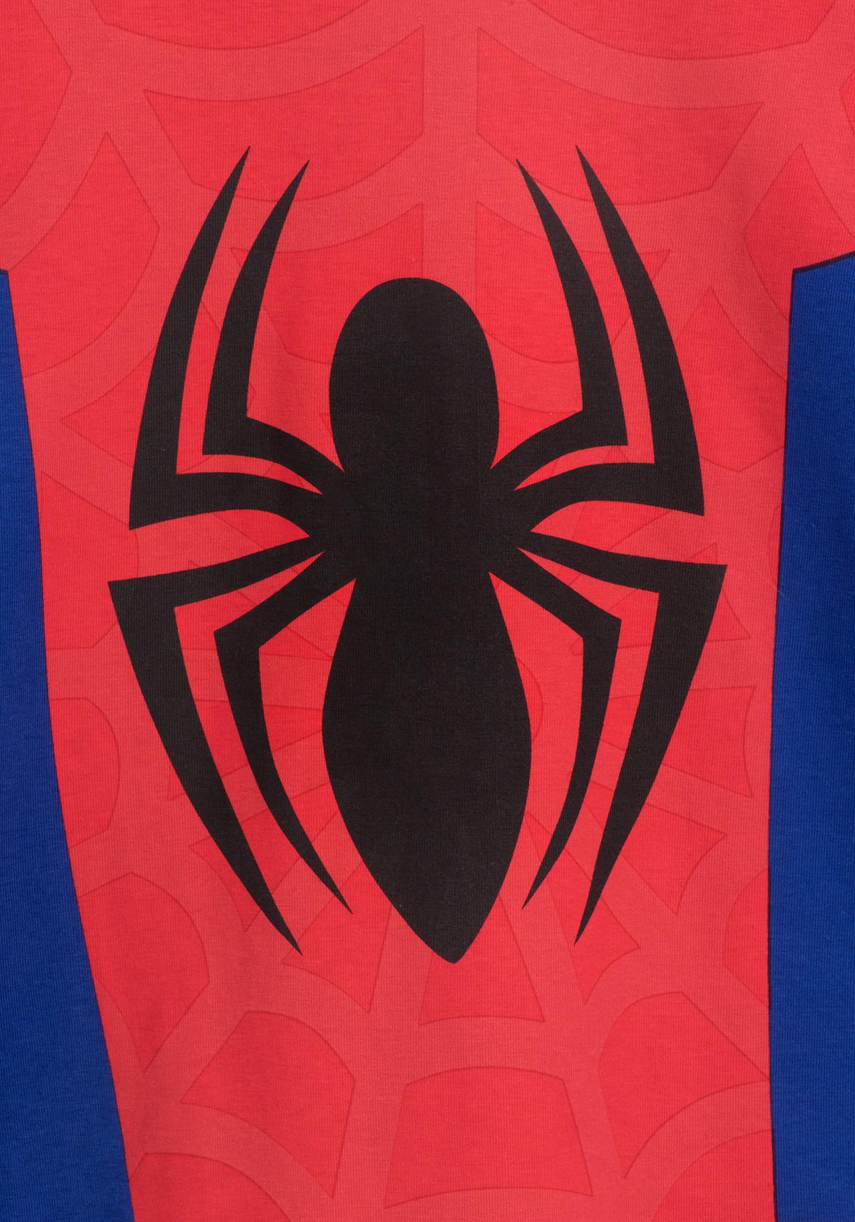 Comprar Pijama disfraz Spiderman de MARVEL. ¡Aprovéchate de nuestros ... 355766c1e40fe