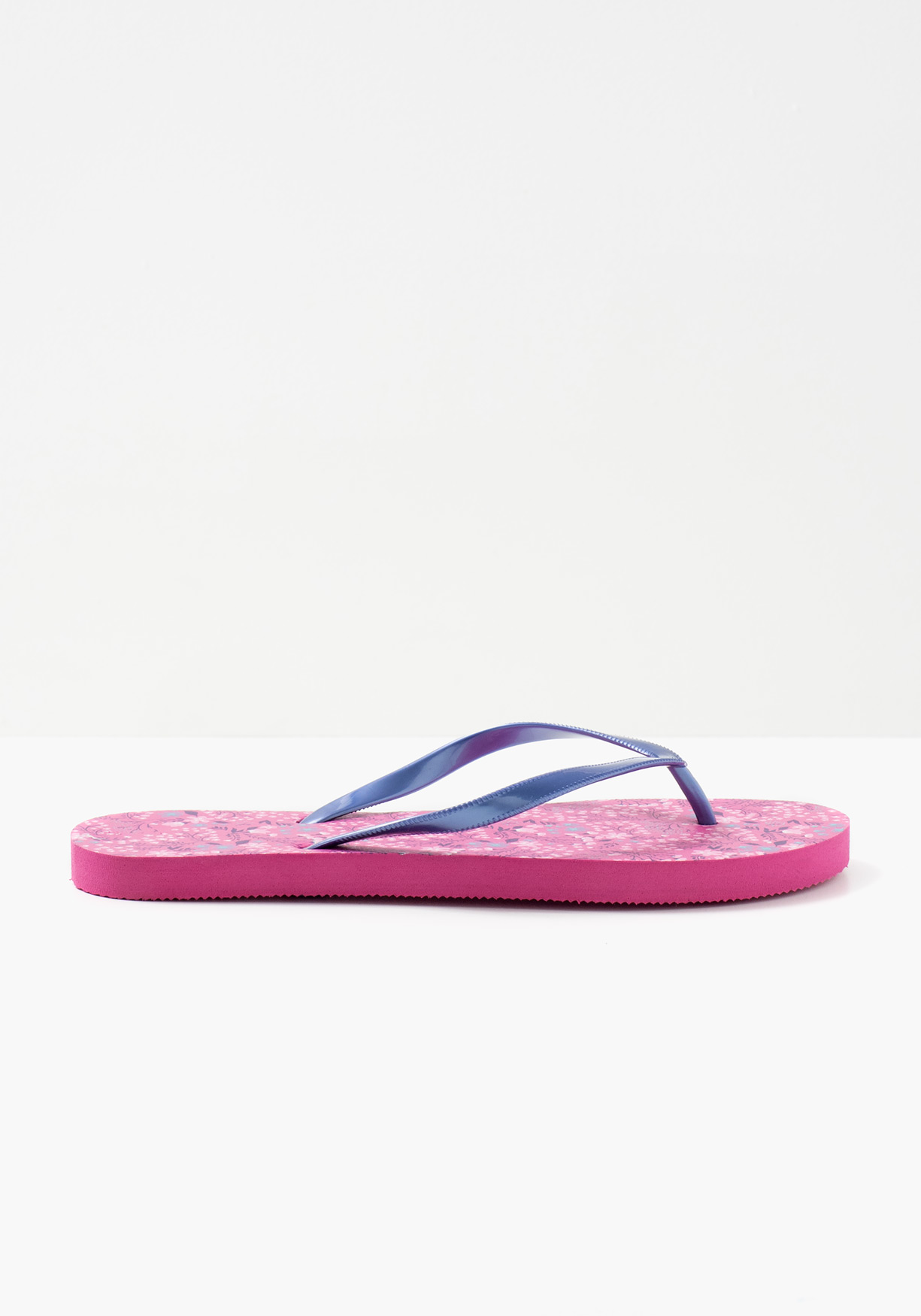Chanclas estampadas TEX