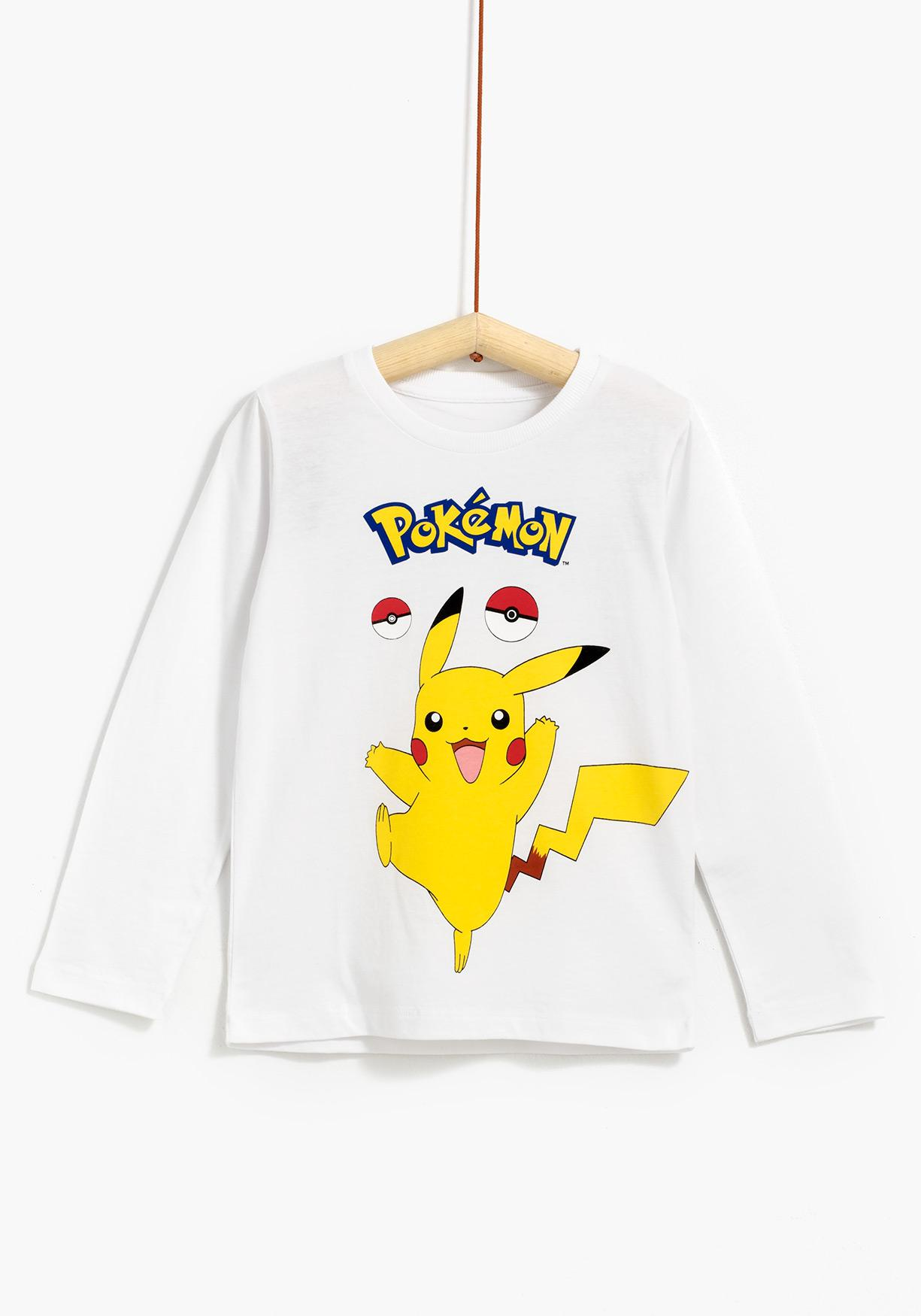 Camiseta manga larga POKÉMON