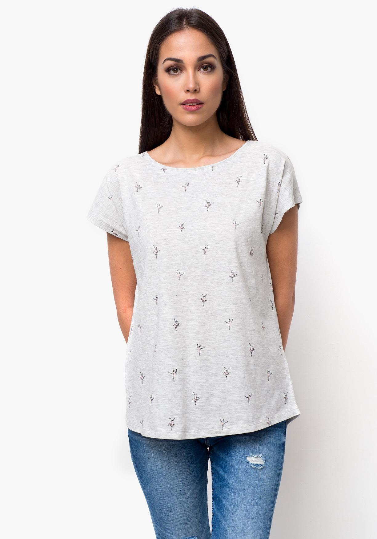 Comprar Camiseta de mujer manga corta básica TEX. ¡Aprovéchate de ... 196e1004fc94