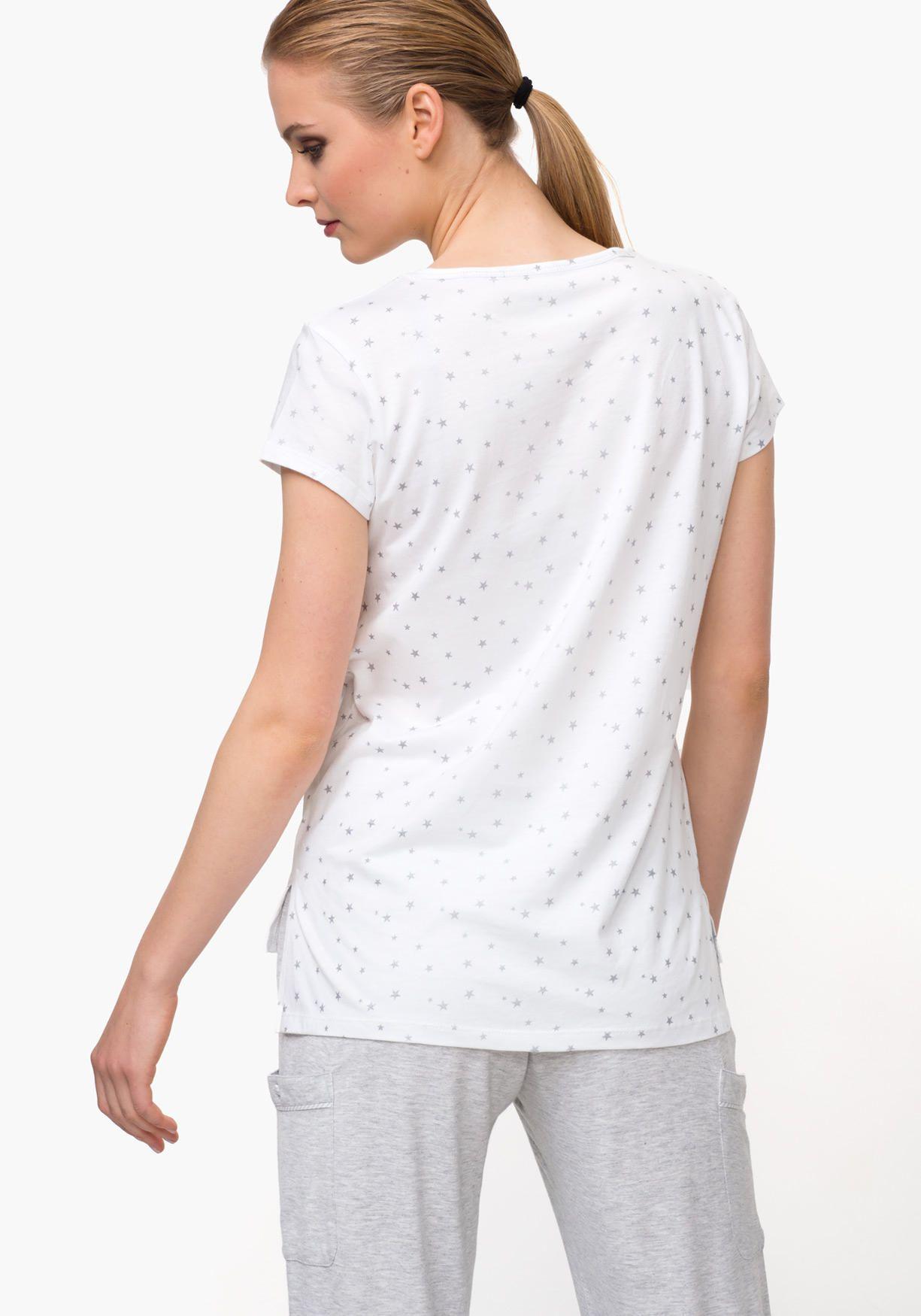 Comprar Camiseta lencería de mujer estrellas TEX. ¡Aprovéchate de ... ecaeebce768d