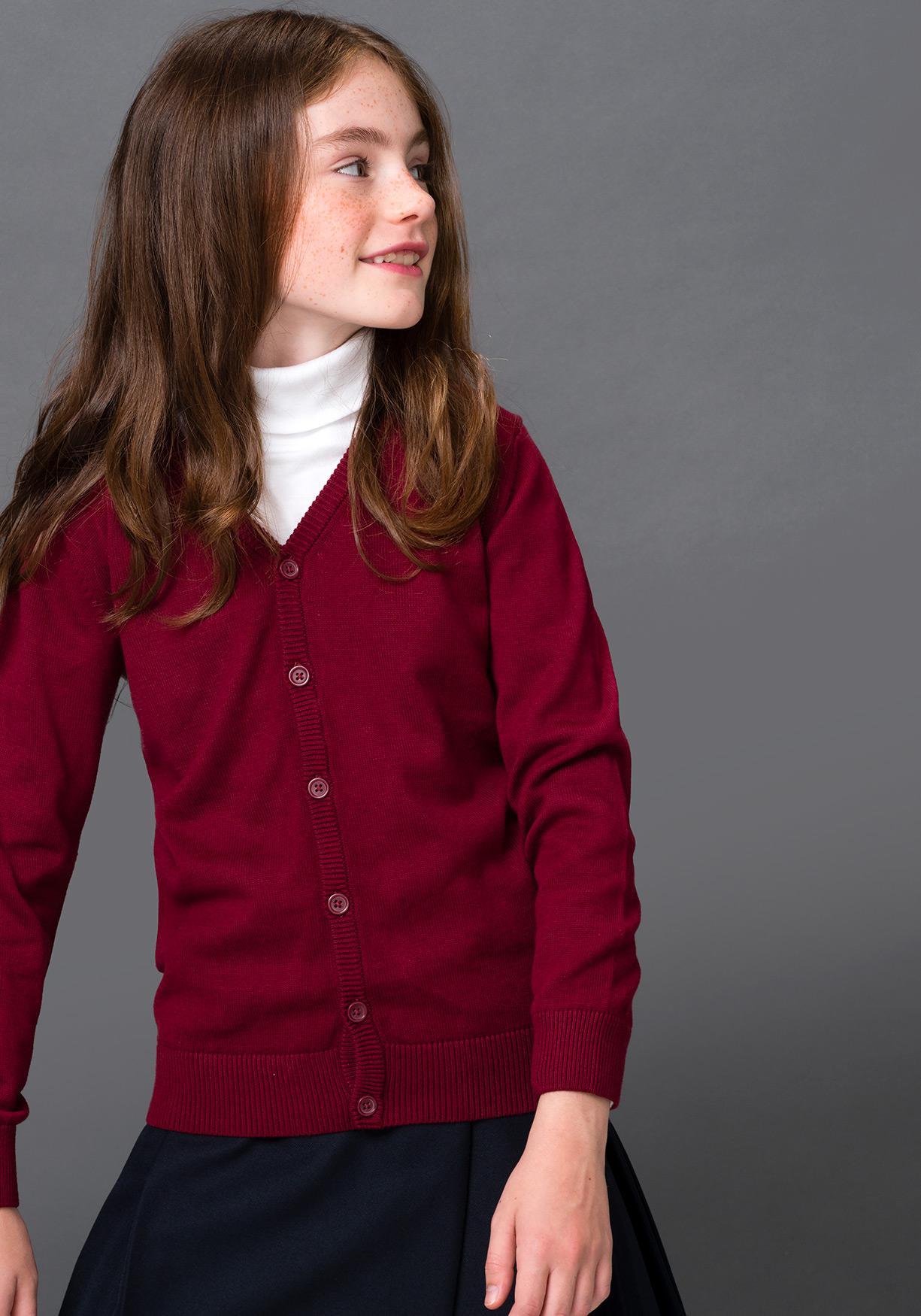 d29e994f07365 Comprar Chaqueta unisex de algodón para uniforme (tallas 3 a 16 años ...