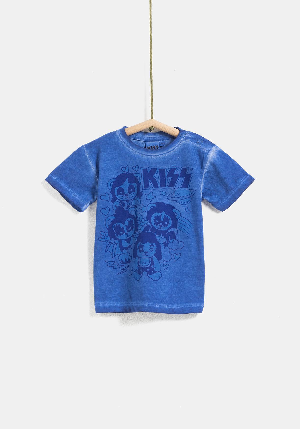 9e27ecf6a Comprar Camiseta de manga corta unisex Kiss. ¡Aprovéchate de ...