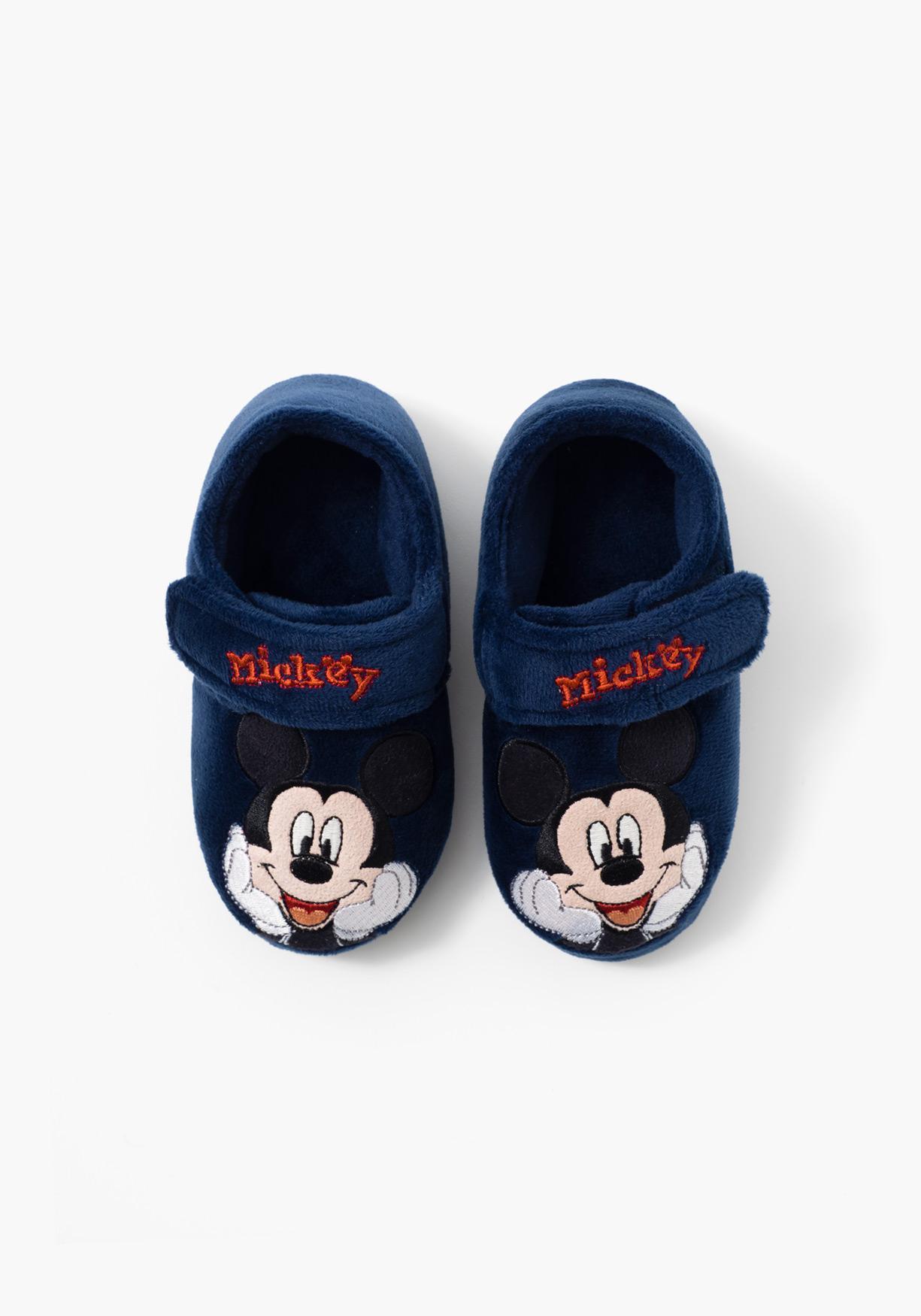 e4b195a16 Zapatillas de estar por casa unisex Minnie o Mickey de DISNEY (Tallas 21 a  30)