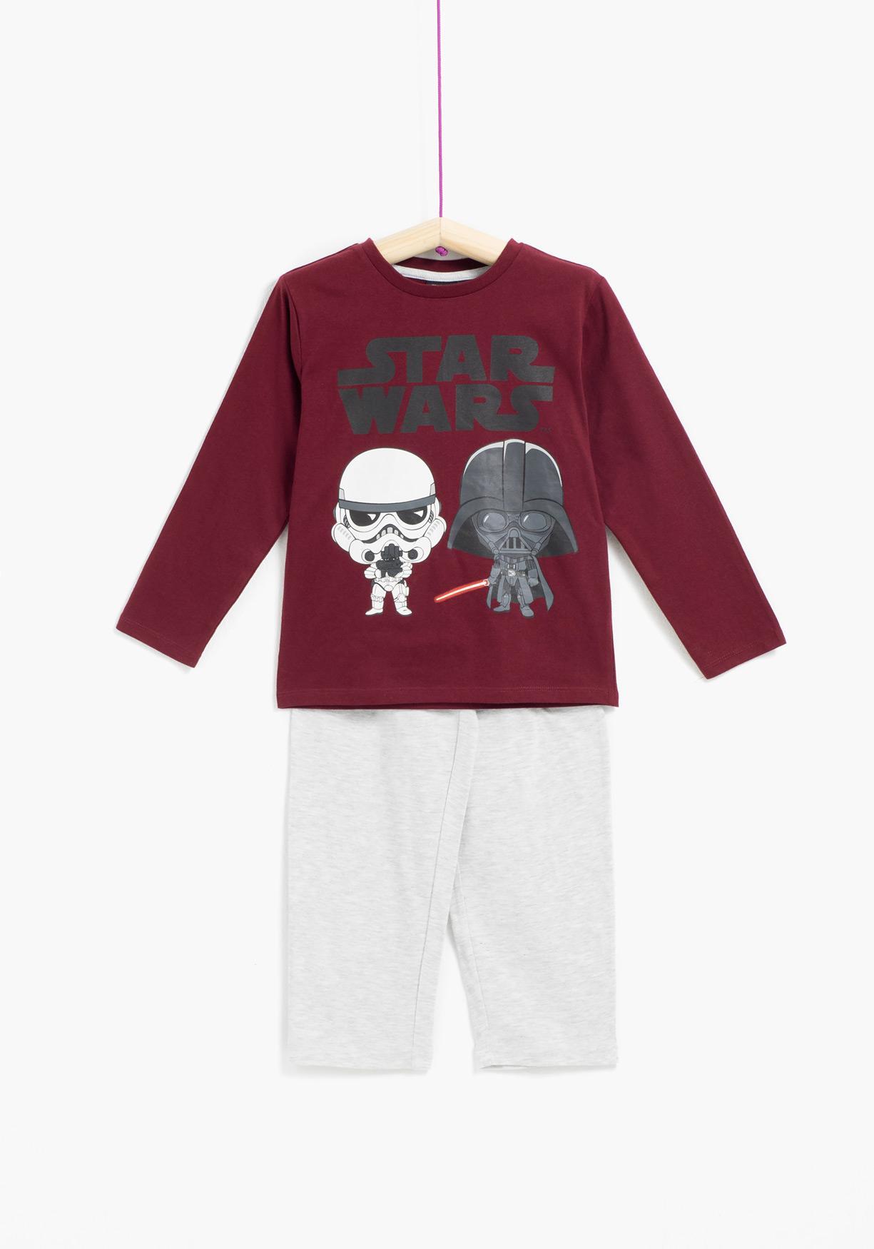 Comprar Pijama dos piezas de punto STAR WARS. ¡Aprovéchate de ... 0d66df842d2