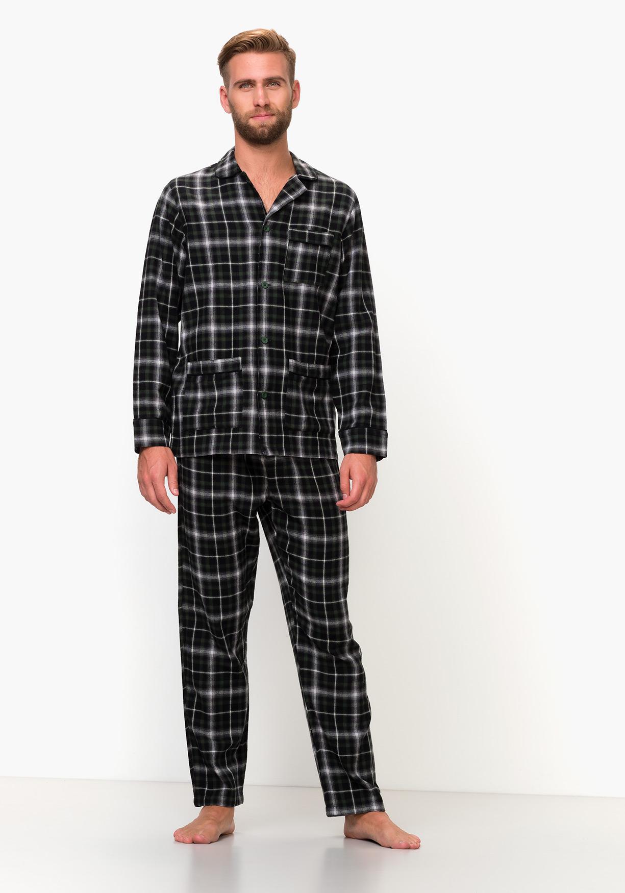 d8bd0b3289 Comprar Pijama franela de manga larga de cuadros TEX. ¡Aprovéchate ...