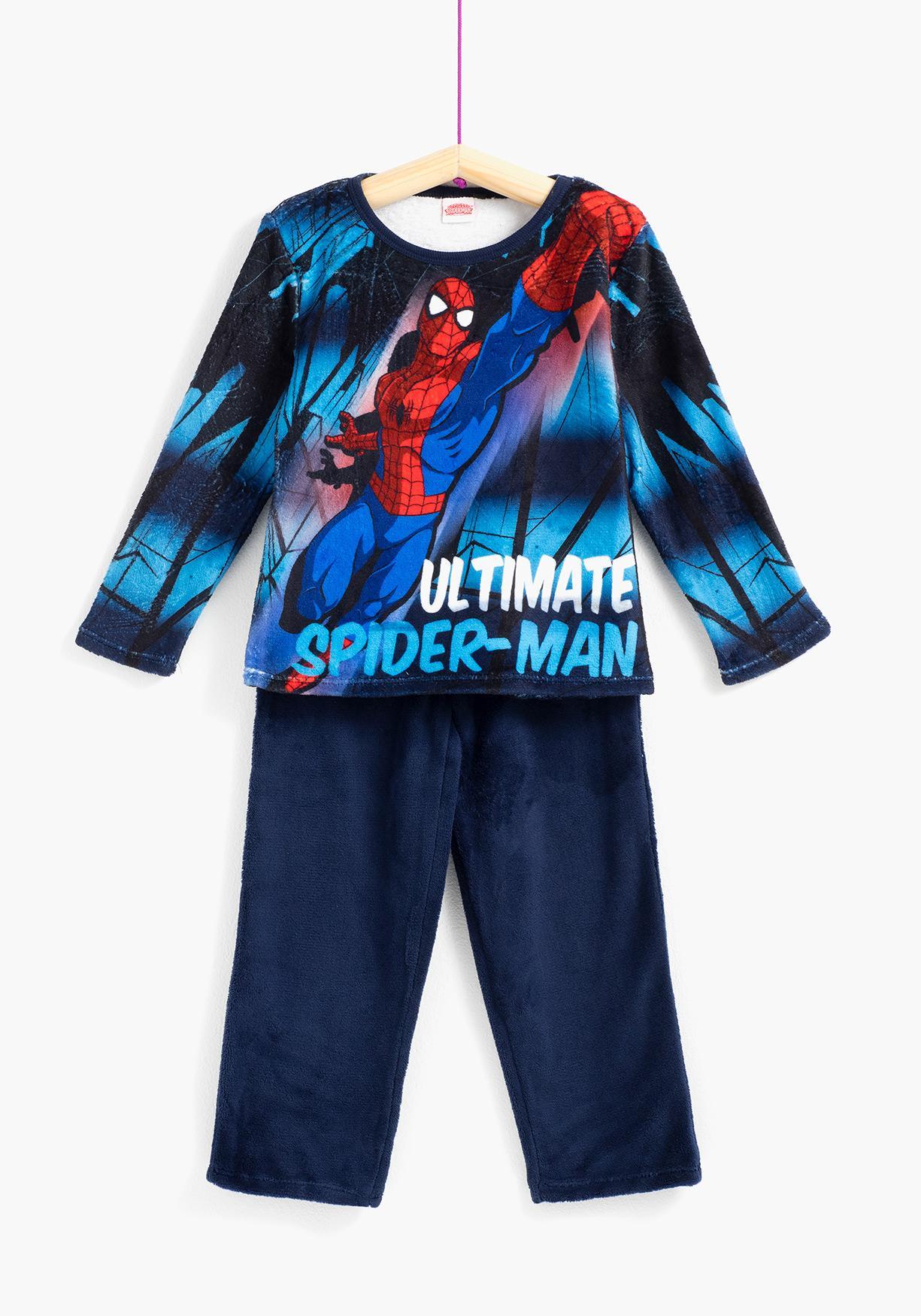 cedbb7cfd78 Comprar Pijama dos piezas Spiderman de MARVEL. ¡Aprovéchate de ...