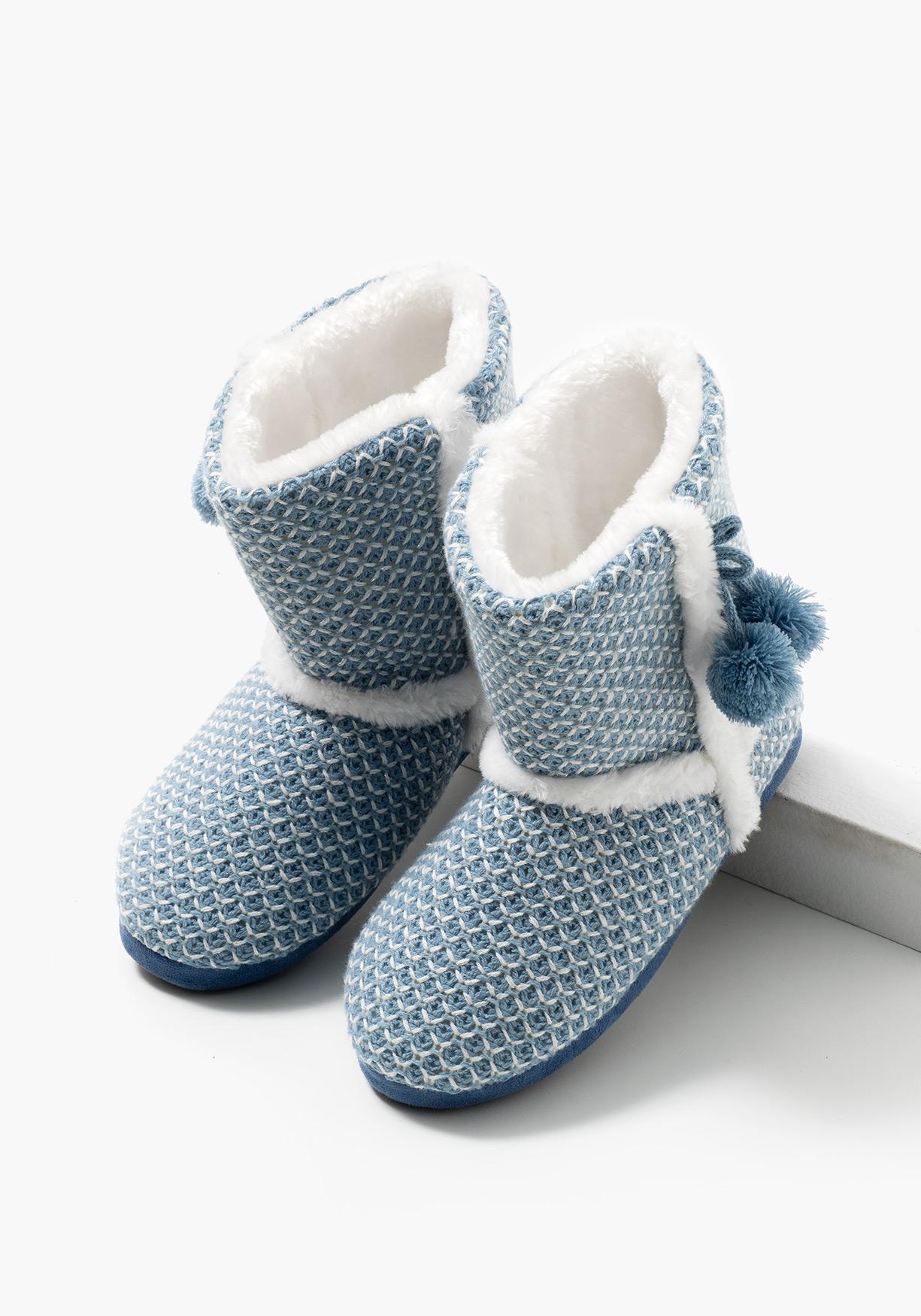 61870b89057 Comprar Zapatillas de estar por casa tipo bota TEX. ¡Aprovéchate de ...