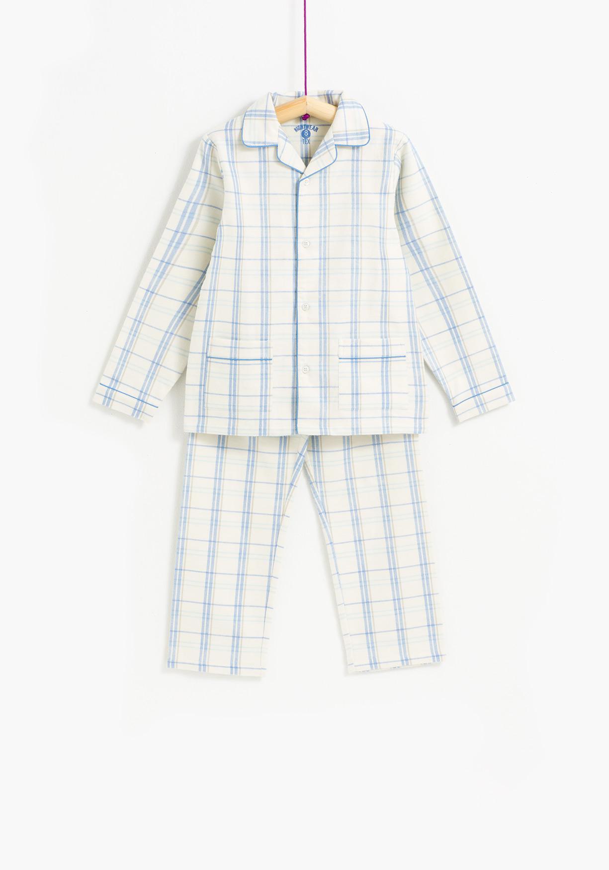 9d79ba9e39 Comprar Pijama dos piezas franela (Tallas 3 a 8) TEX. ¡Aprovéchate ...