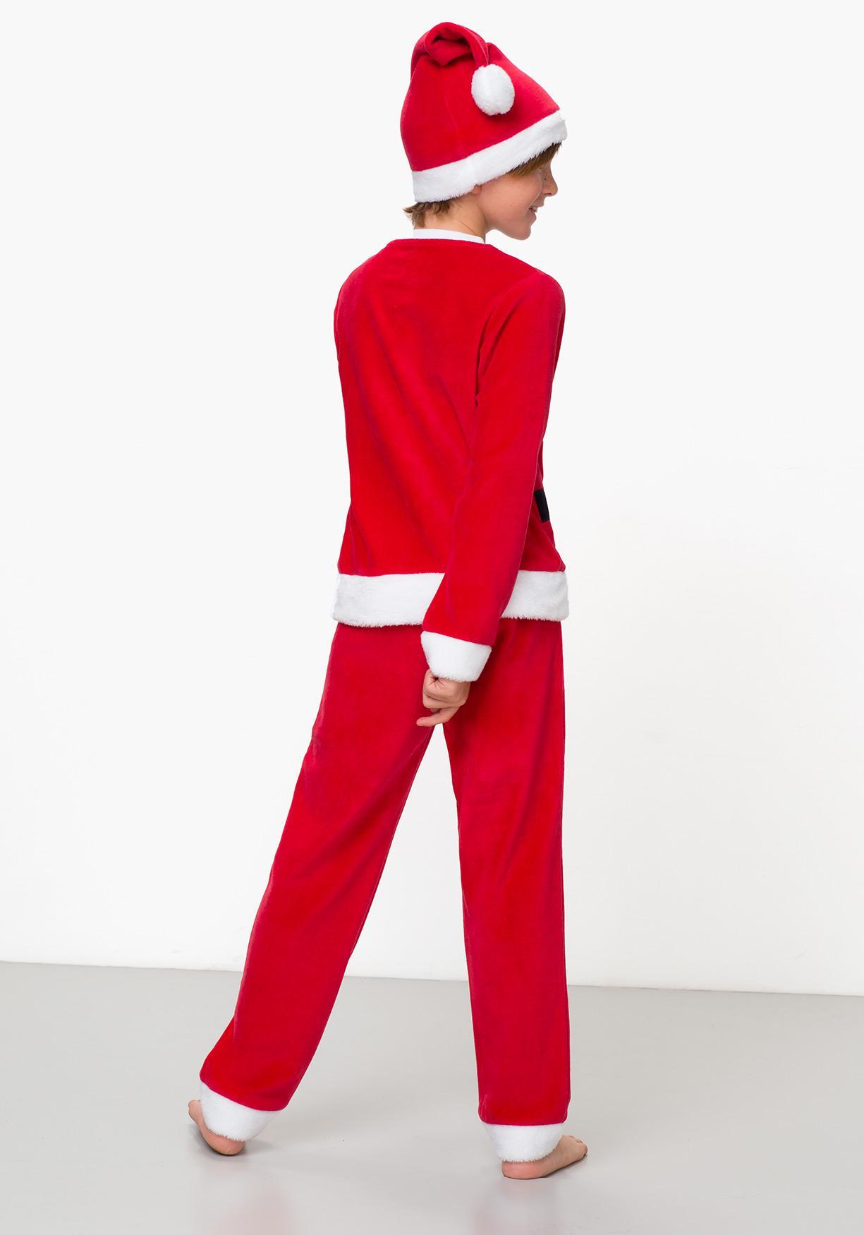Comprar Pijama velour Papa Noel TEX. ¡Aprovéchate de nuestros ... f70f060ff446