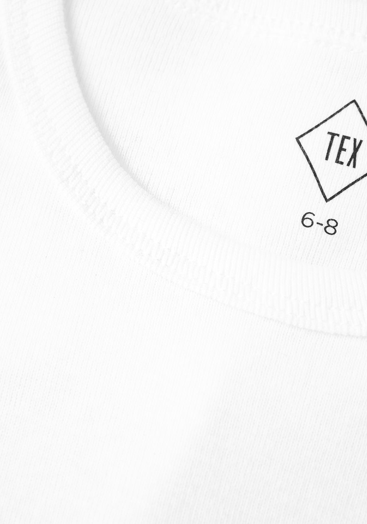 Pack de dos camisetas TEX