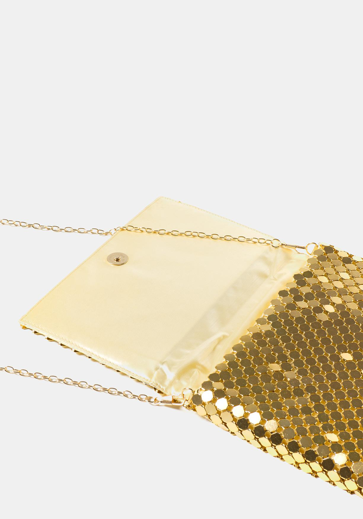 Comprar Bolso dorado de fiesta. ¡Aprovéchate de nuestros precios y ... 3a38ea553cd0