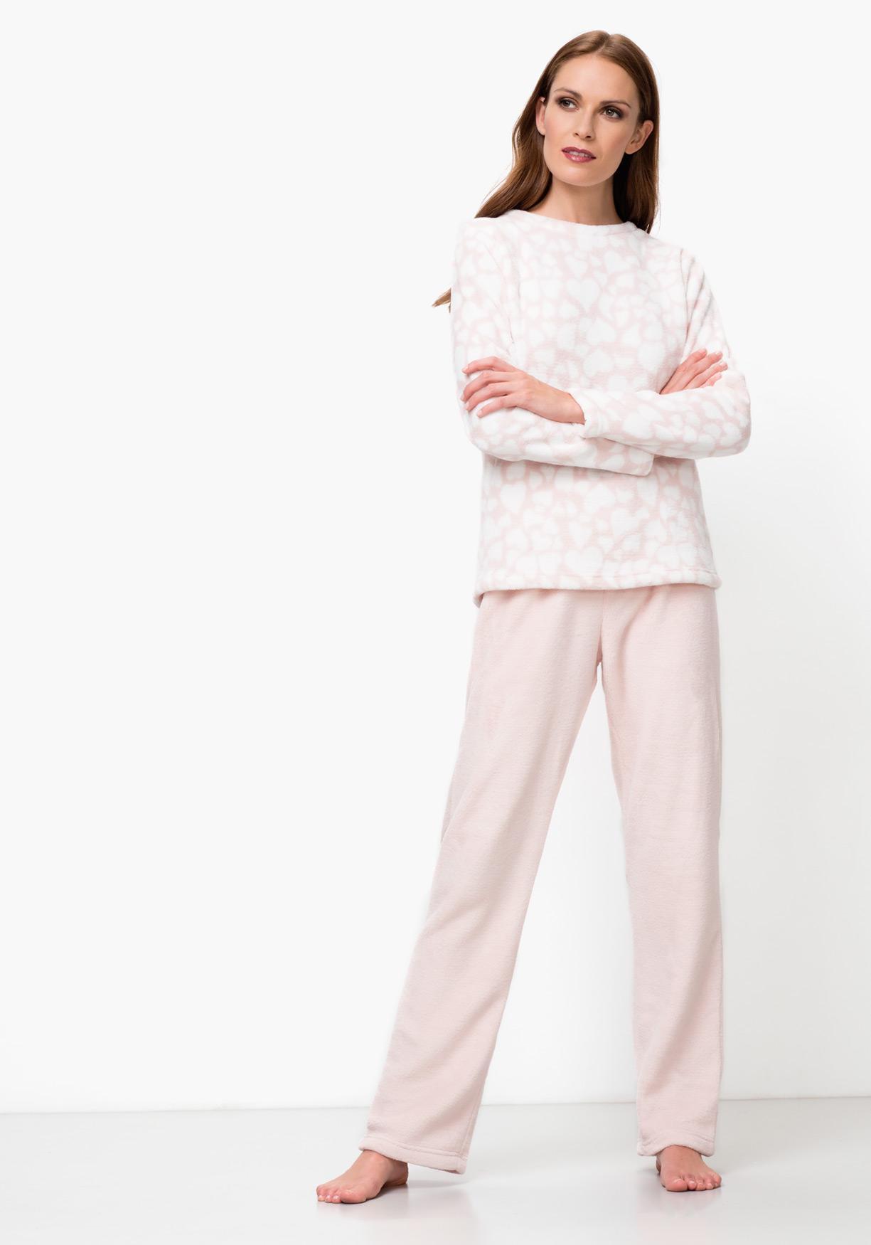 cde428da0 Comprar Pijama de mujer polar largo TEX. ¡Aprovéchate de nuestros ...