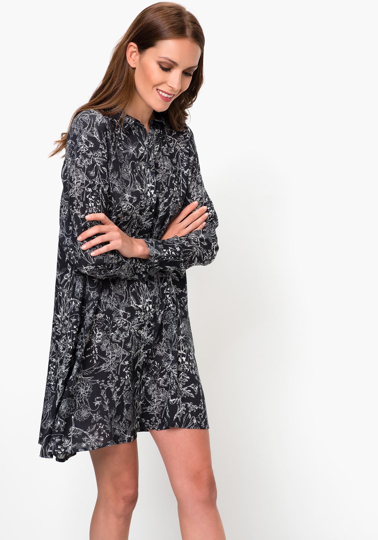 a771a6ff Comprar Vestido de mujer con manga larga TEX. ¡Aprovéchate de ...