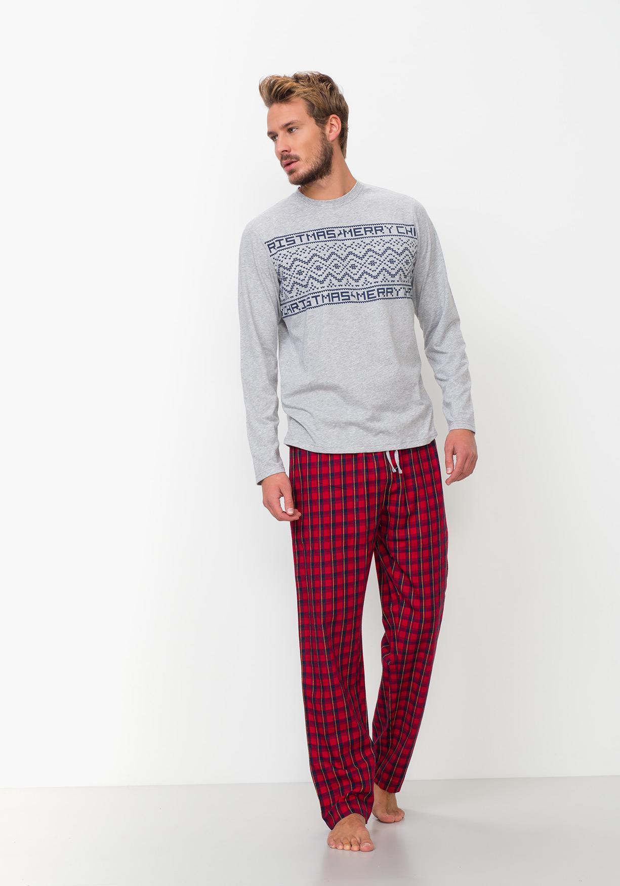 1987f4667 Comprar Pijama de manga larga de Navidad TEX. ¡Aprovéchate de ...