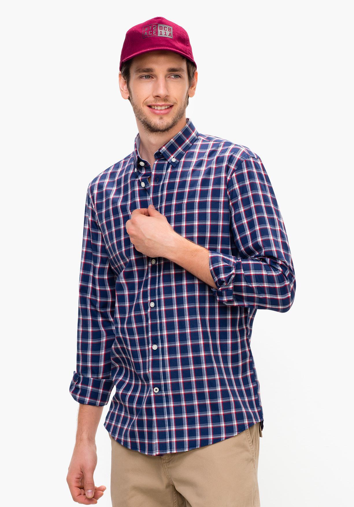 c8f6e9455 Comprar Camisa de manga larga de cuadros TEX. ¡Aprovéchate de ...
