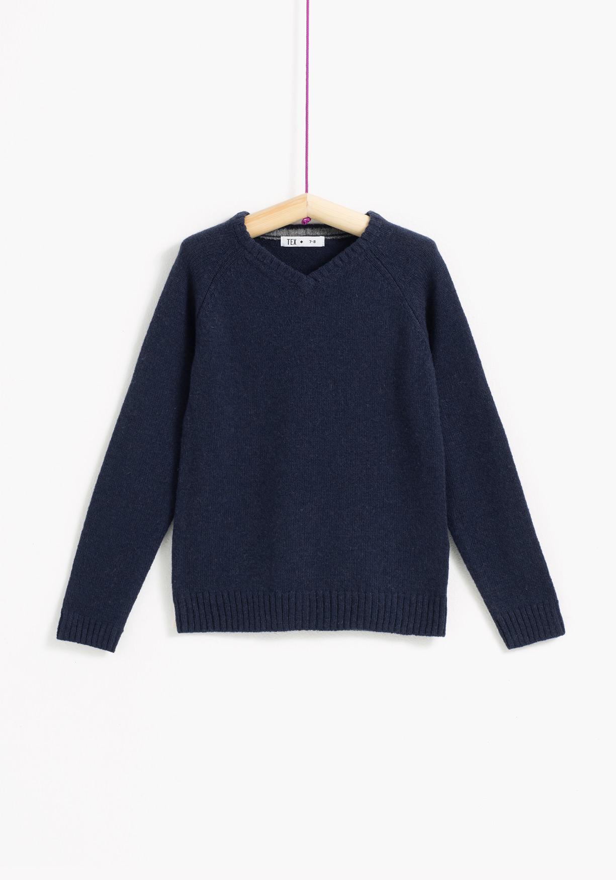 Comprar Jersey de lana TEX. ¡Aprovéchate de nuestros precios y ... 27fbc696e2fa