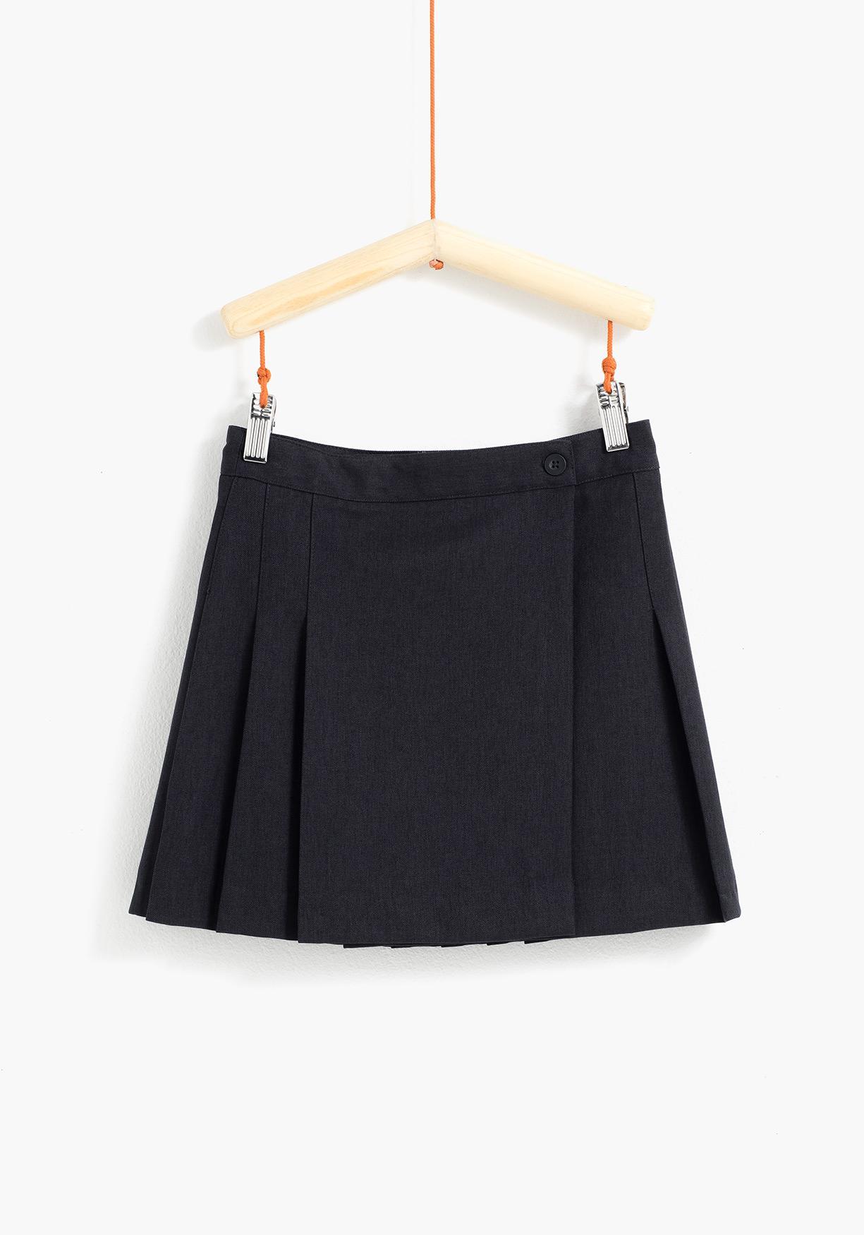 fb592c65ca Comprar Falda de tablas para uniforme (tallas 5 a 18 años) TEX ...