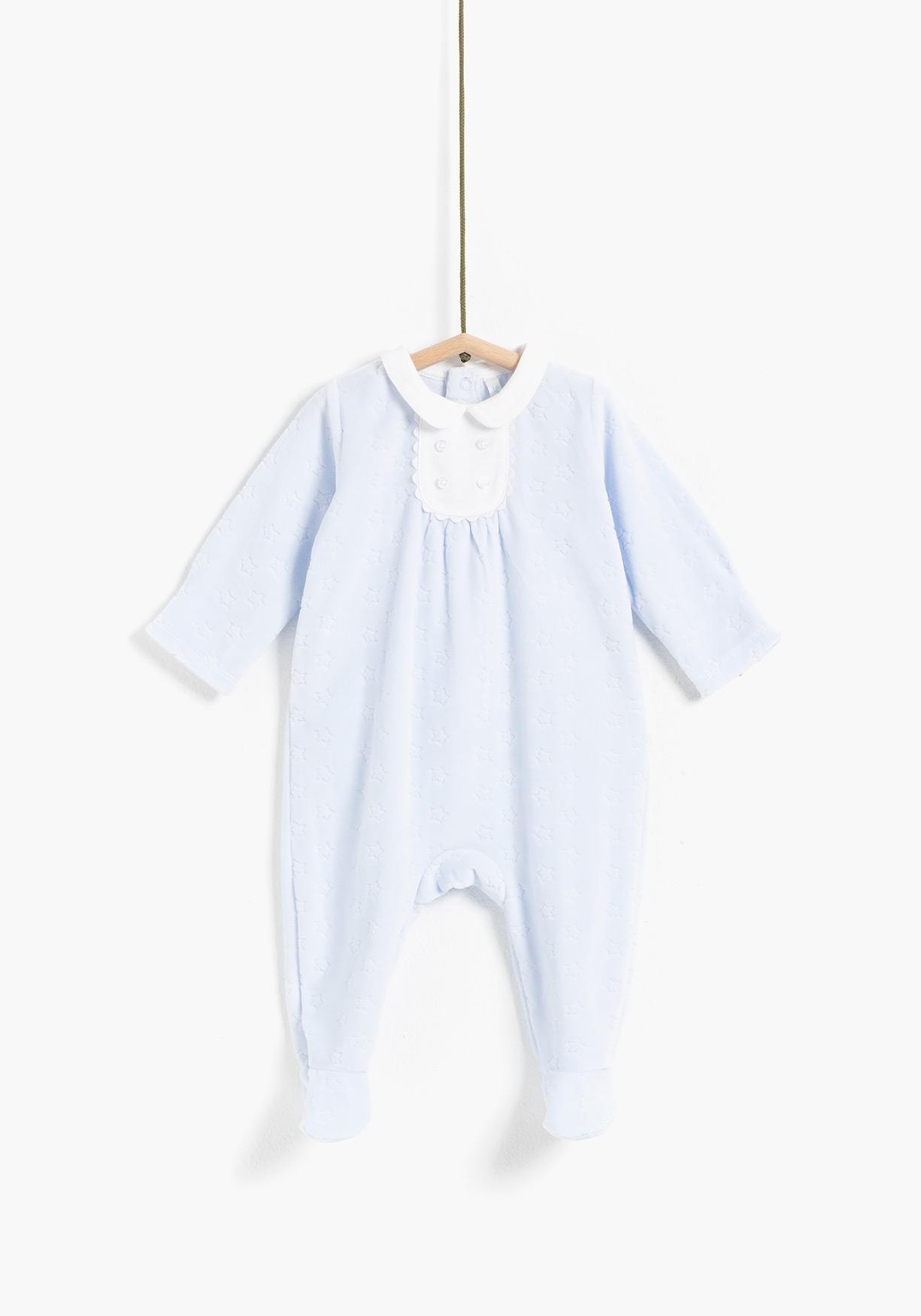 73ec36f6d Comprar Pijama aterciopelado para recién nacido unisex TEX ...
