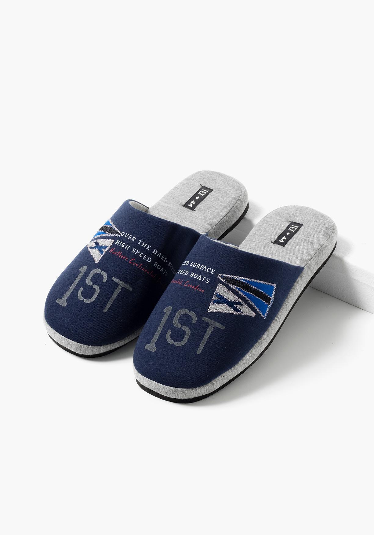 mejor baratas db804 3ea40 Comprar Zapatillas de estar por casa estampadas TEX ...