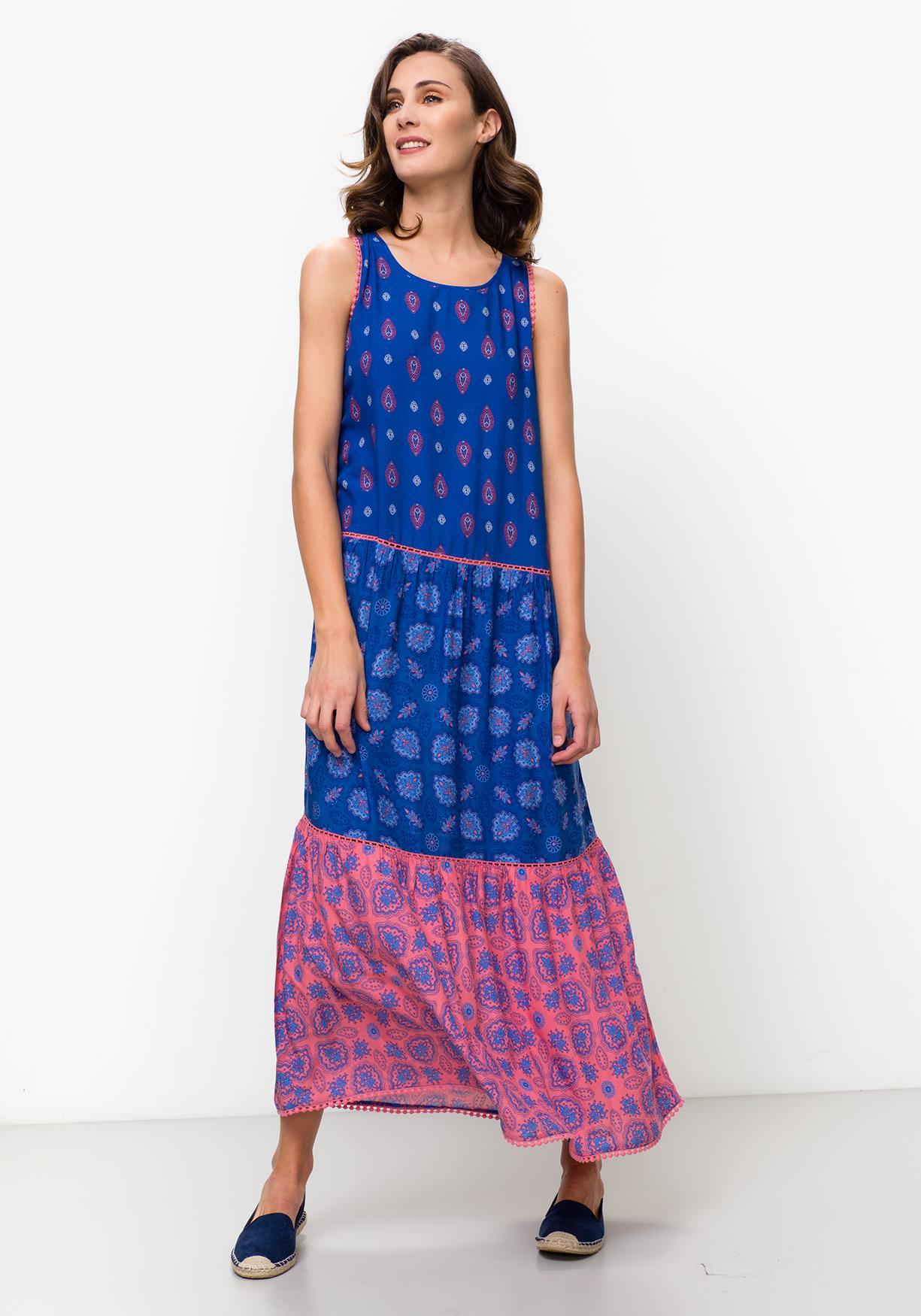 Comprar Vestido largo TEX. ¡Aprovéchate de nuestros precios y ... 510ae125711c