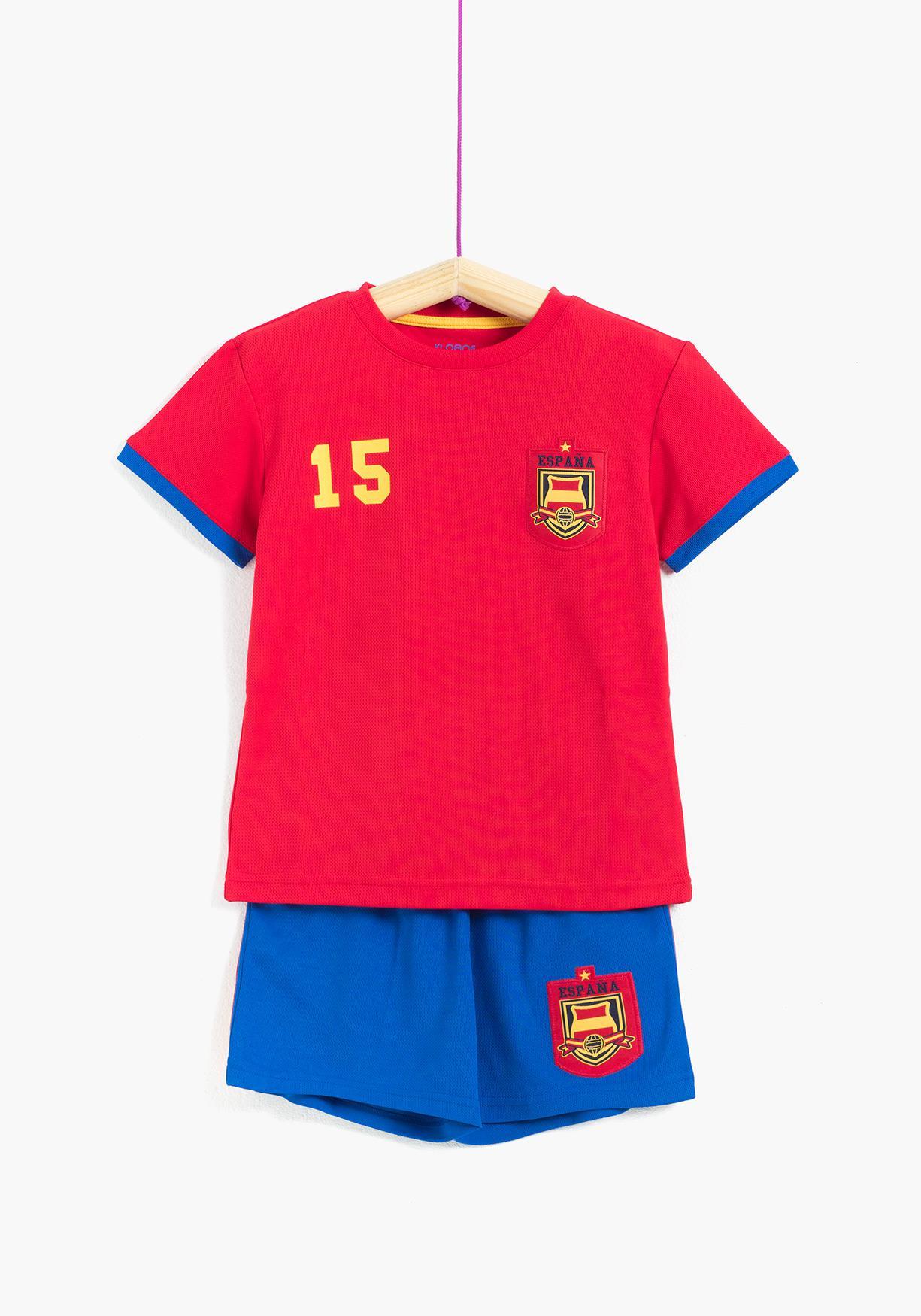 b08b6e4432561 Comprar Equipación unisex de fútbol España. ¡Aprovéchate de nuestros ...