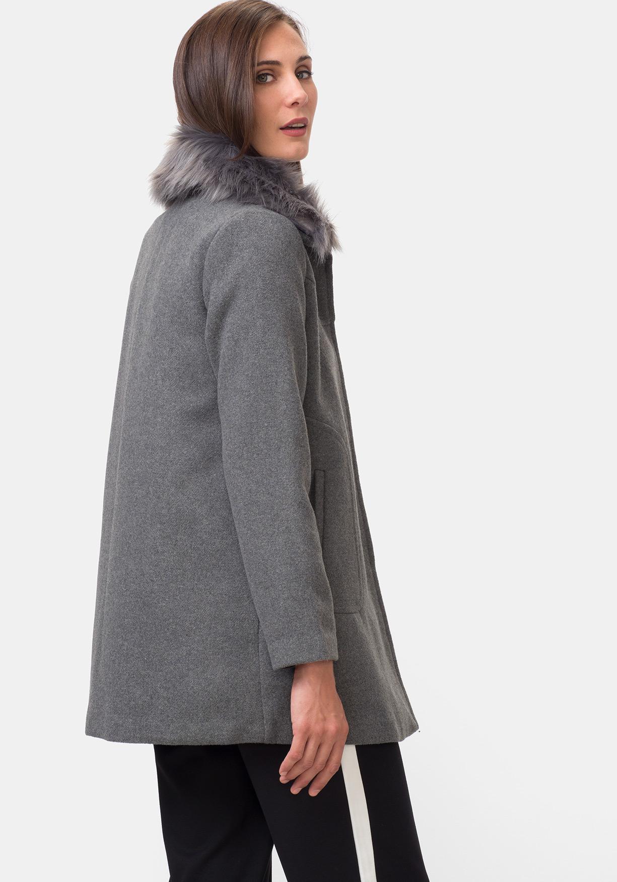 f539b685b02 Comprar Abrigo corto de paño TEX. ¡Aprovéchate de nuestros precios y ...