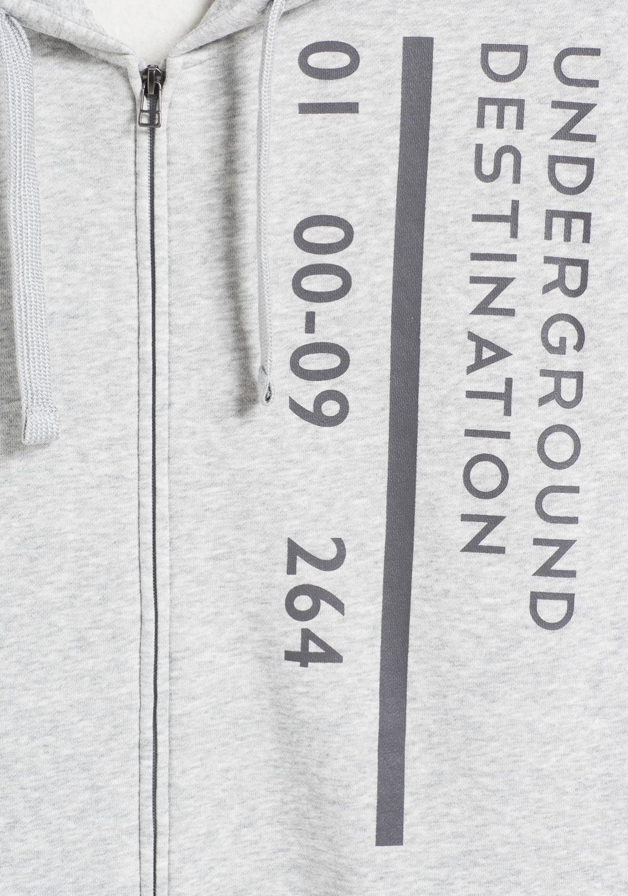 1acf4e23b6d Comprar Sudadera estampada para tallas grandes TEX. ¡Aprovéchate de ...