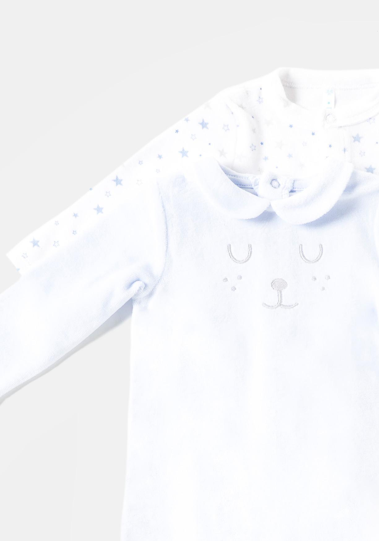 fb1fbb41b Comprar Pack de dos pijamas para recién nacido unisex TEX ...