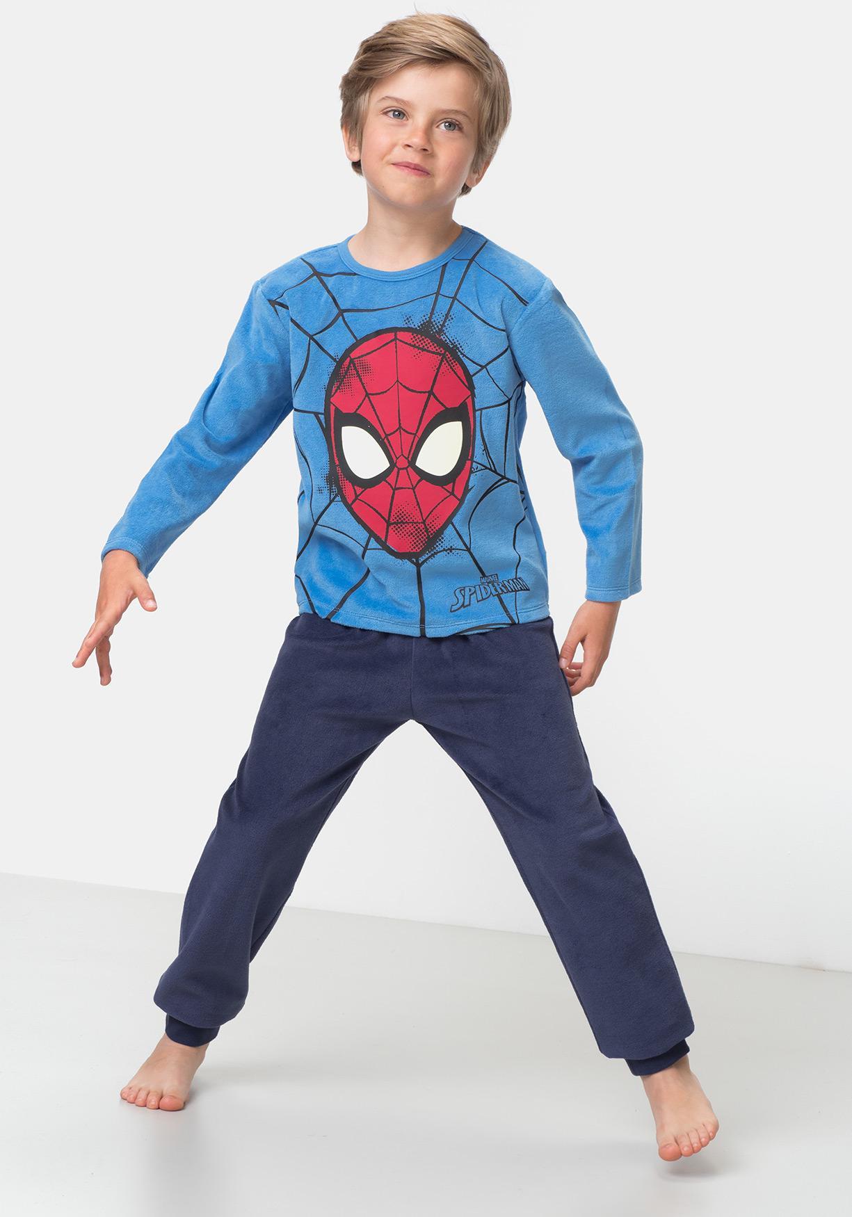 Comprar Pijama manga larga Spiderman de MARVEL. ¡Aprovéchate de ... 7059d260282bb