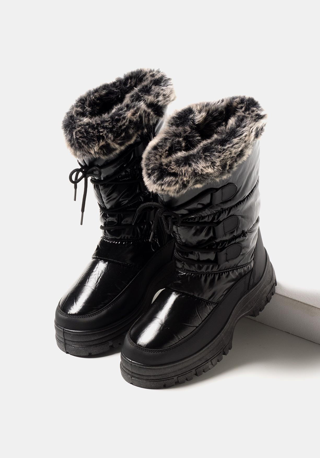 Boutique en ligne bf1f3 35294 Comprar Botas de nieve con pelito TEX. ¡Aprovéchate de ...