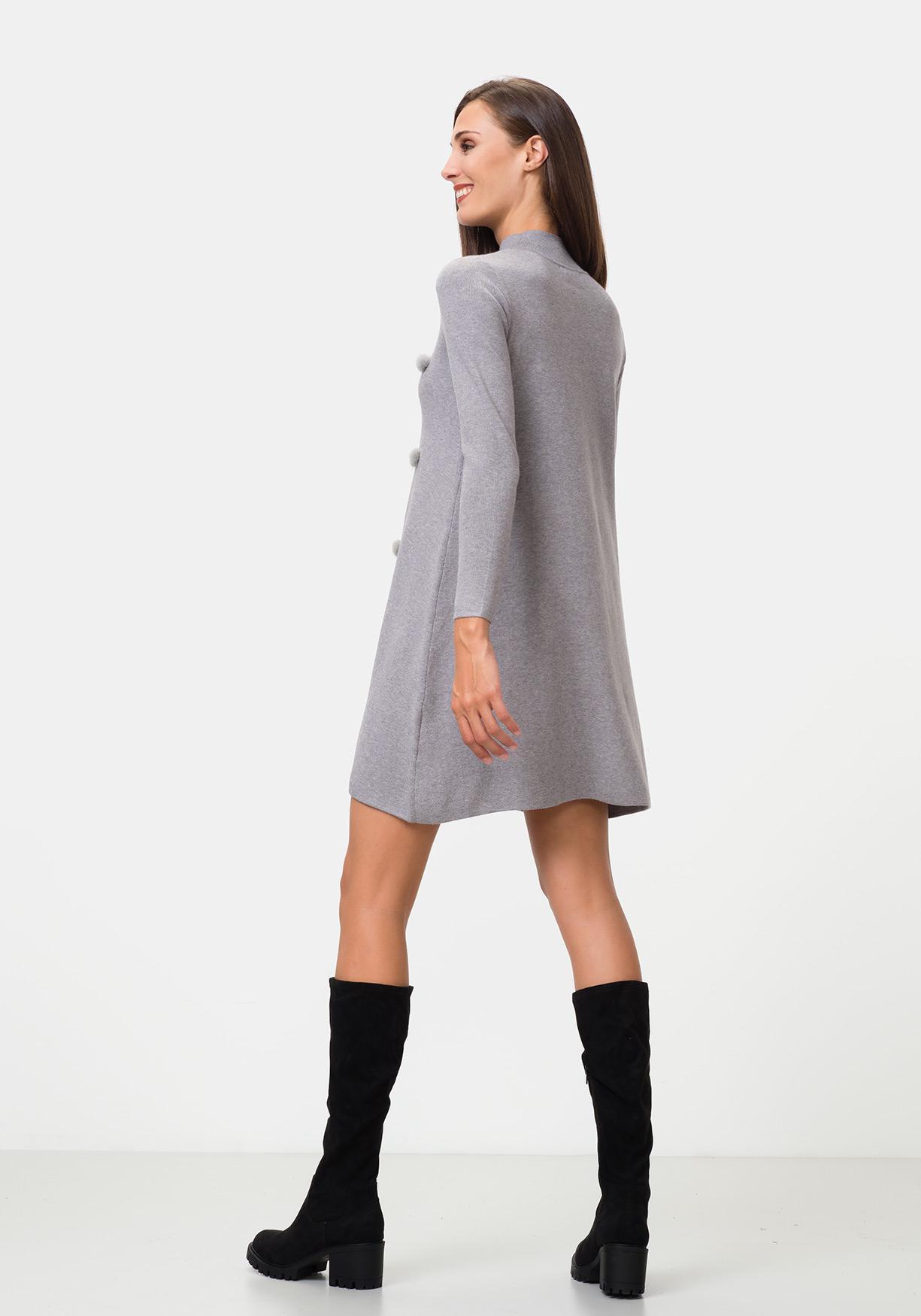 Vestidos de punto para mujer