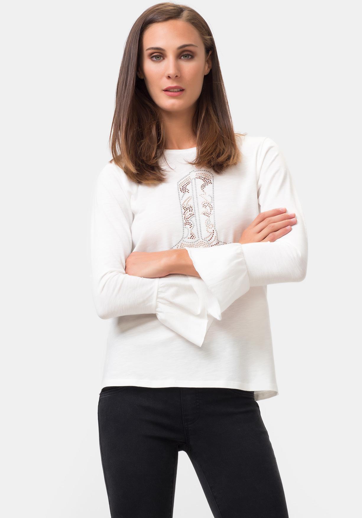 Comprar Camiseta con manga larga para mujer TEX. ¡Aprovéchate de ... 86704b6c355d