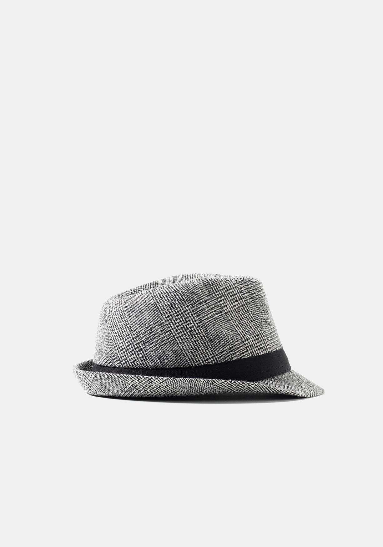4d9c1d7e9b55f Comprar Sombrero borsalino de cuadros. ¡Aprovéchate de nuestros ...