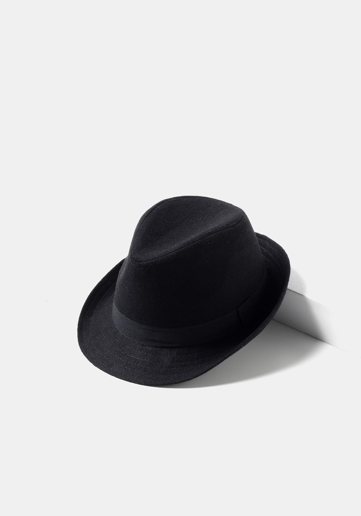 Comprar Sombrero borsalino negro. ¡Aprovéchate de nuestros precios y ... c690cc50c00