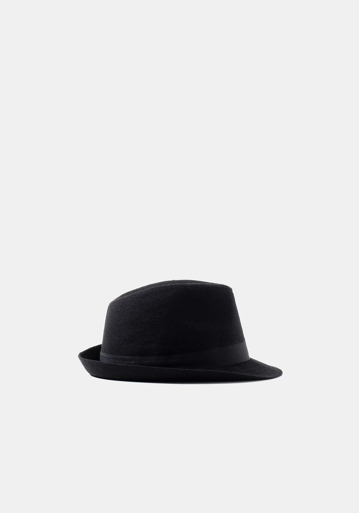 Comprar Sombrero borsalino negro. ¡Aprovéchate de nuestros precios y ... 154365b8362