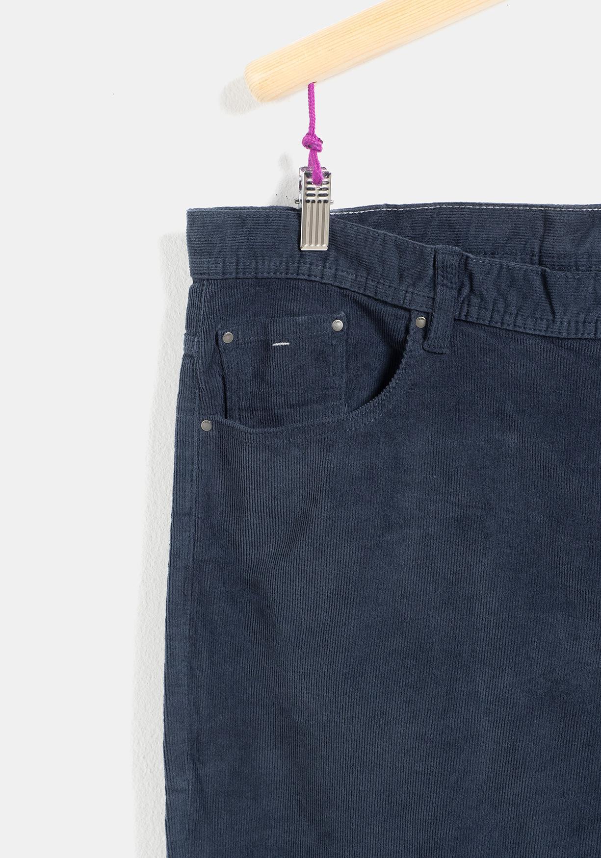 166993c8e0 Comprar Pantalón de pana para tallas grandes TEX. ¡Aprovéchate de ...