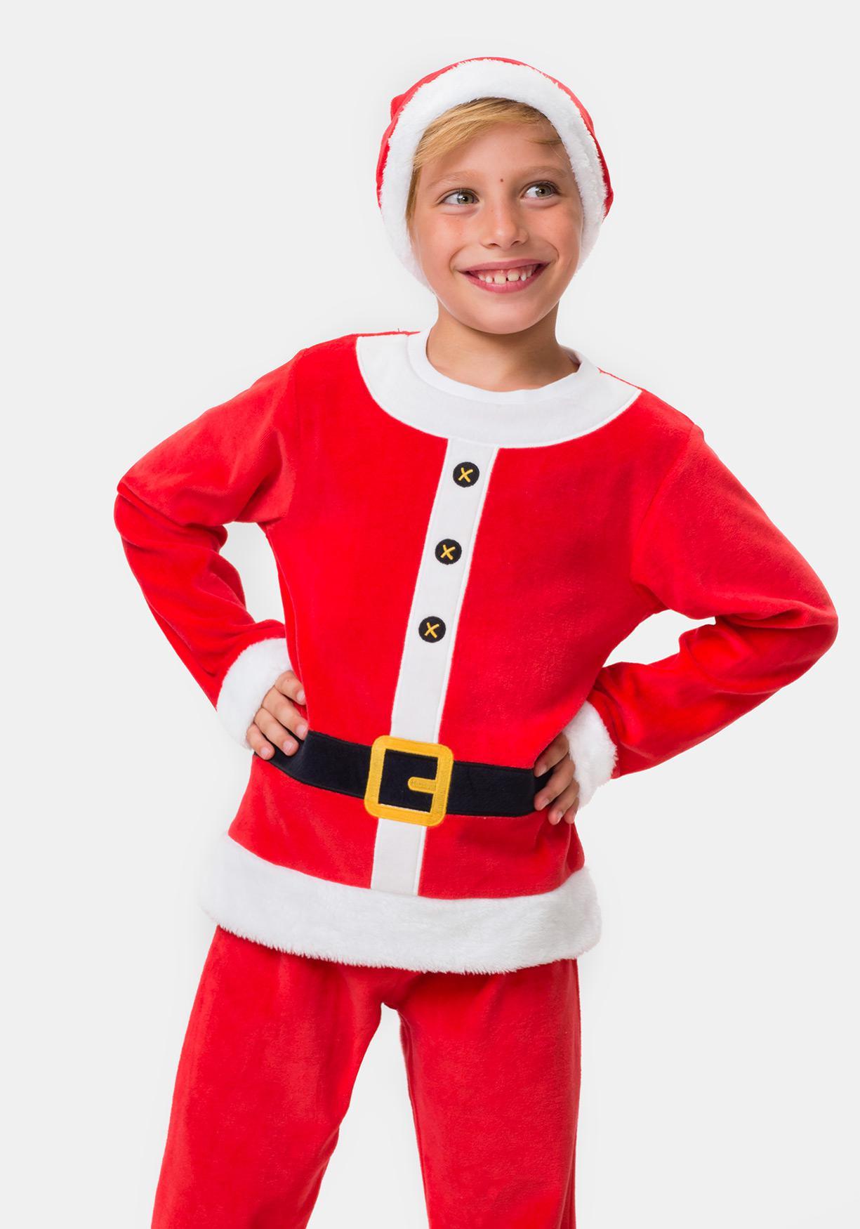 Comprar Pijama de Papá Noel con gorrito TEX. ¡Aprovéchate de ... 162232d6ada