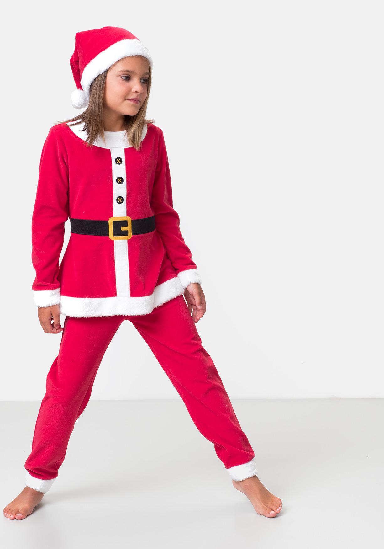 Comprar Pijama de Mamá Noel con gorrito TEX. ¡Aprovéchate de ... 5e8e2c1dfbb5