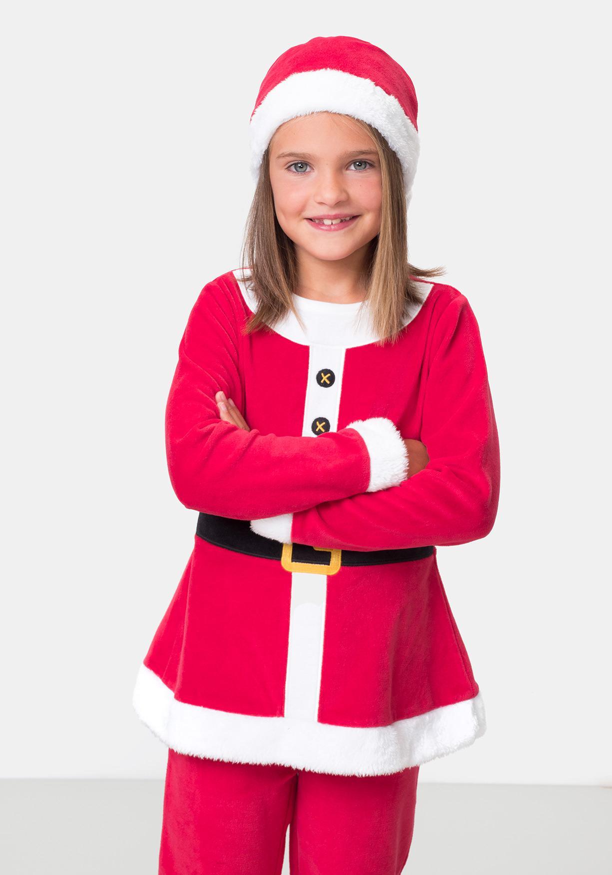 Comprar Pijama de Mamá Noel con gorrito TEX. ¡Aprovéchate de ... e31685cdbc2