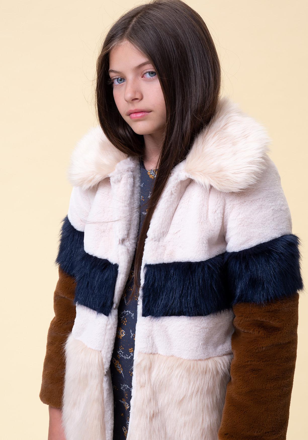 5c772408696b6 Comprar Abrigo de pelo PETIT ALO. ¡Aprovéchate de nuestros precios y ...