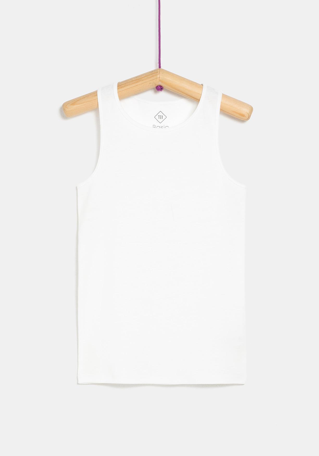 46d00c4afd6 Comprar Camiseta básica espalda nadadora TEX. ¡Aprovéchate de ...