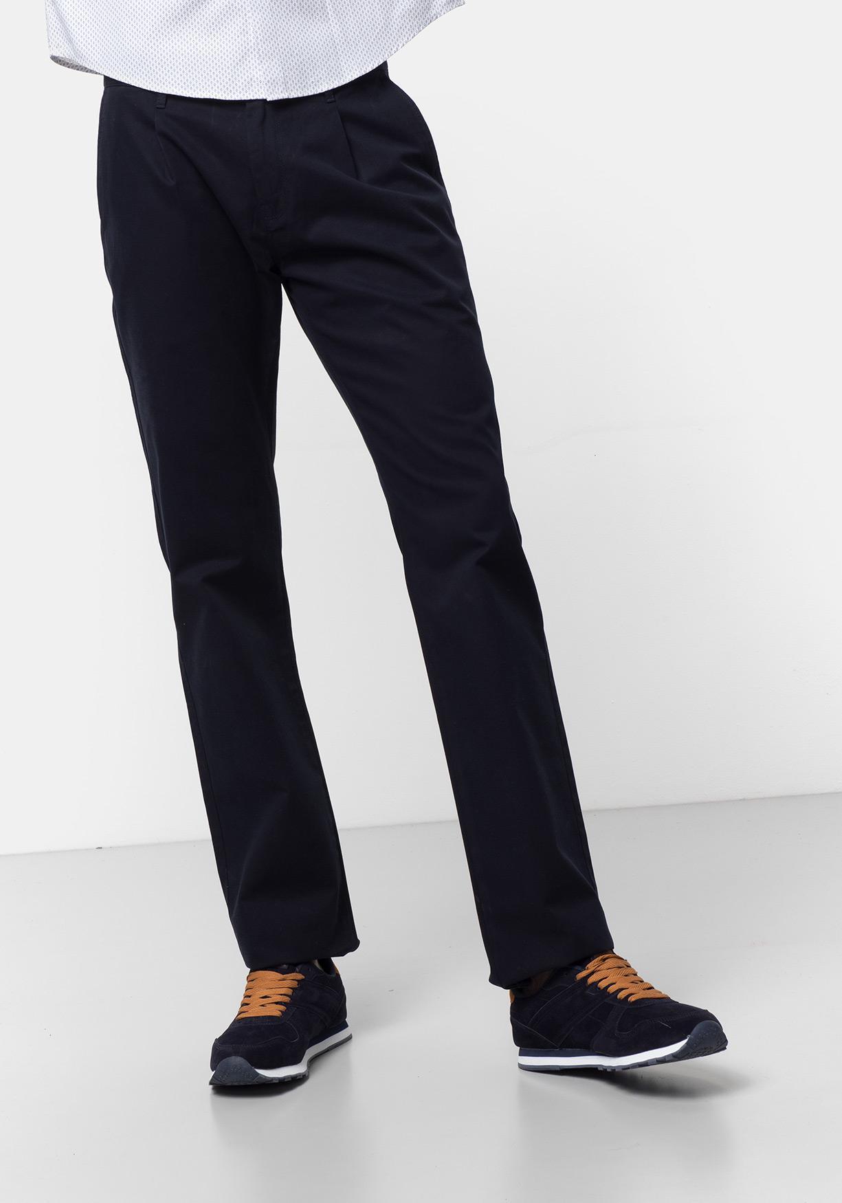 7f7c99e03c5 Comprar Pantalón chino con pinza TEX. ¡Aprovéchate de nuestros ...
