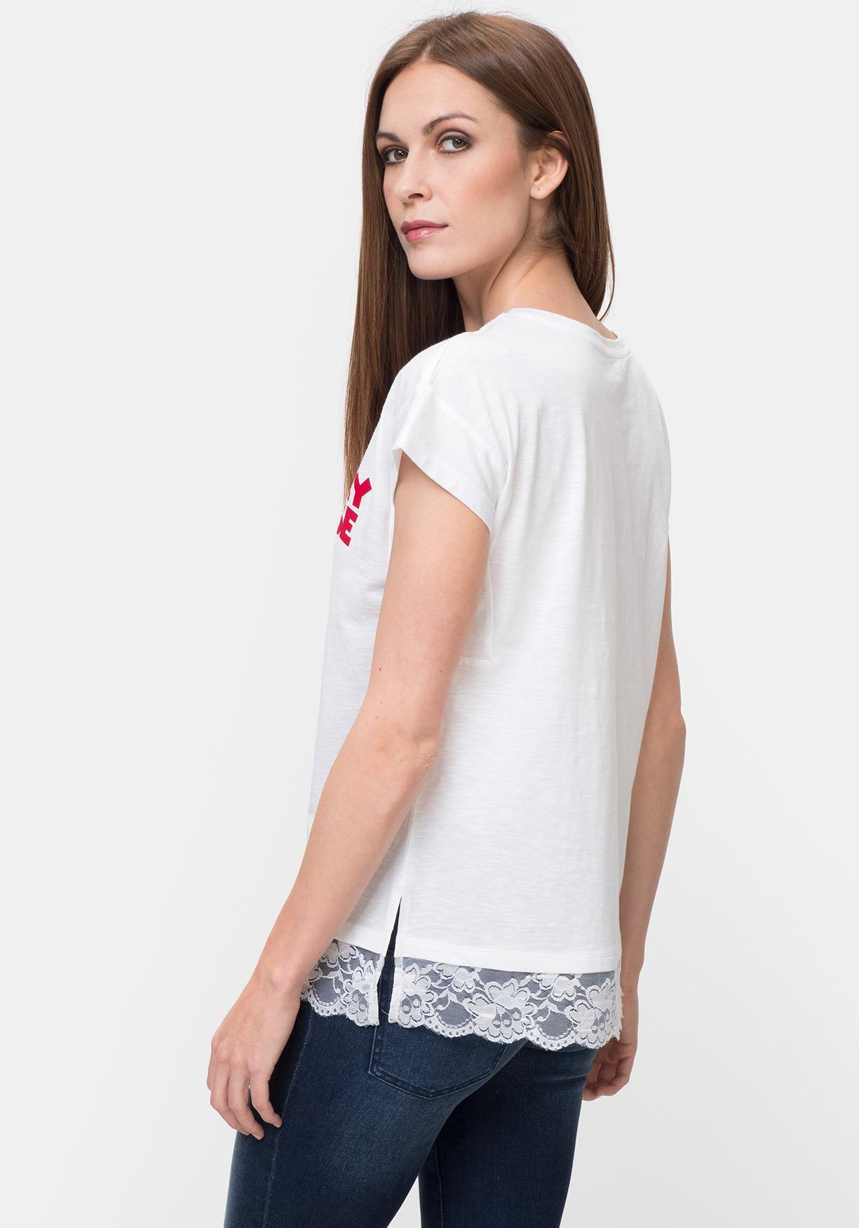 DISNEY ¡Aprovéchate estampado Comprar con de nuestros Camiseta wqa6z6t